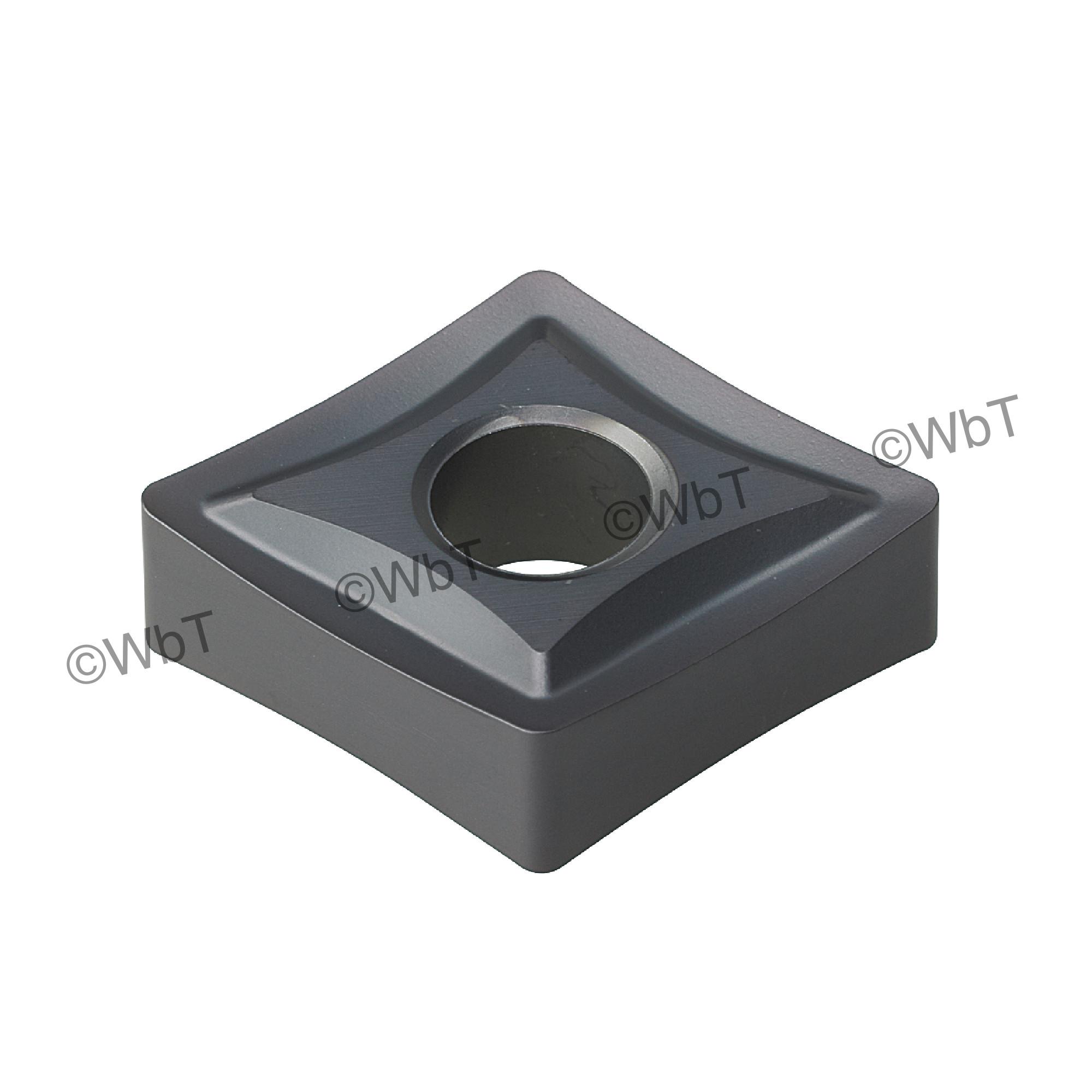 AKUMA - CNMG431-HPS1 PT10S - 80° Diamond / Indexable Carbide Turning Insert