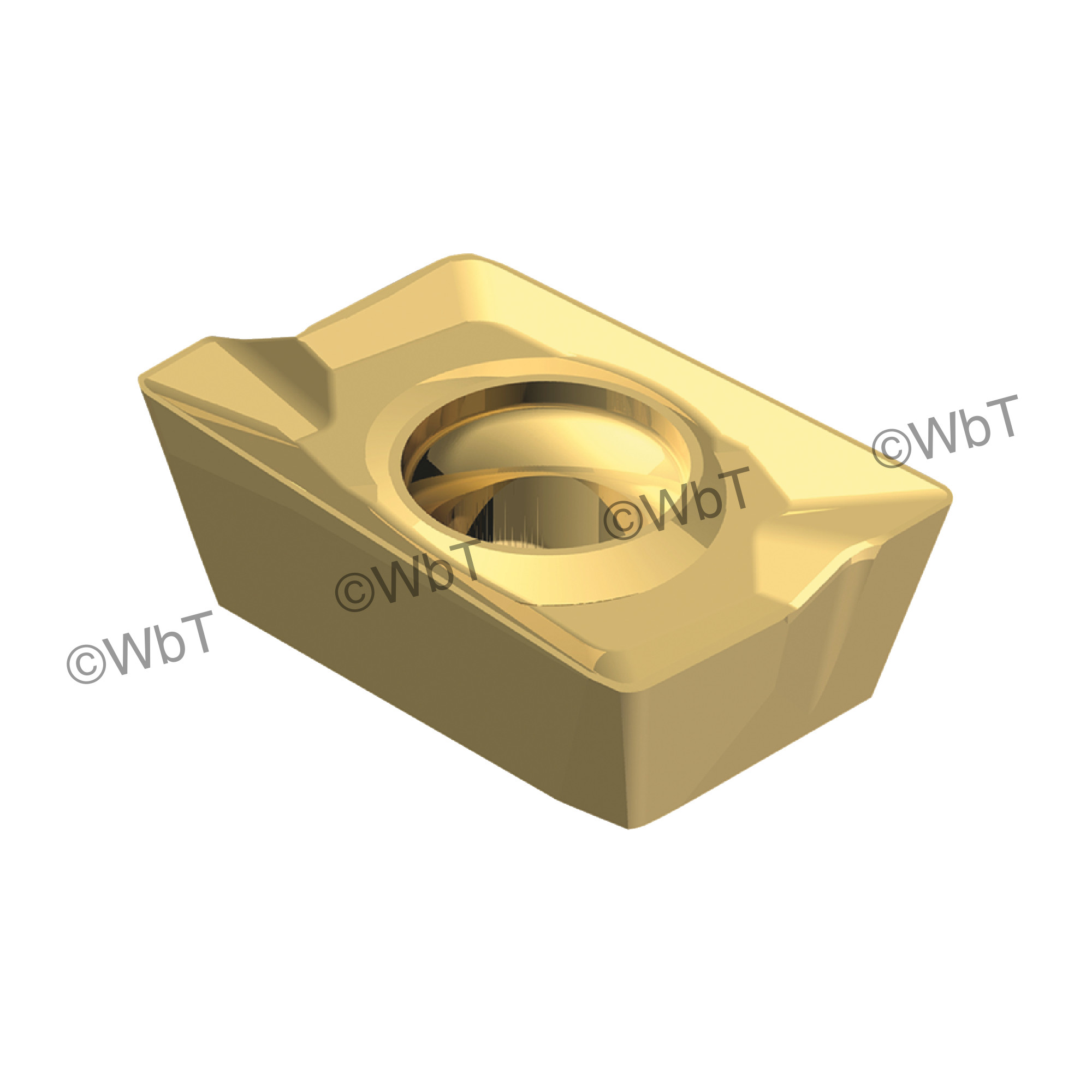 AKUMA - ADKT1505PDR-M1 CM30P Parallelogram / Indexable Carbide Milling Insert