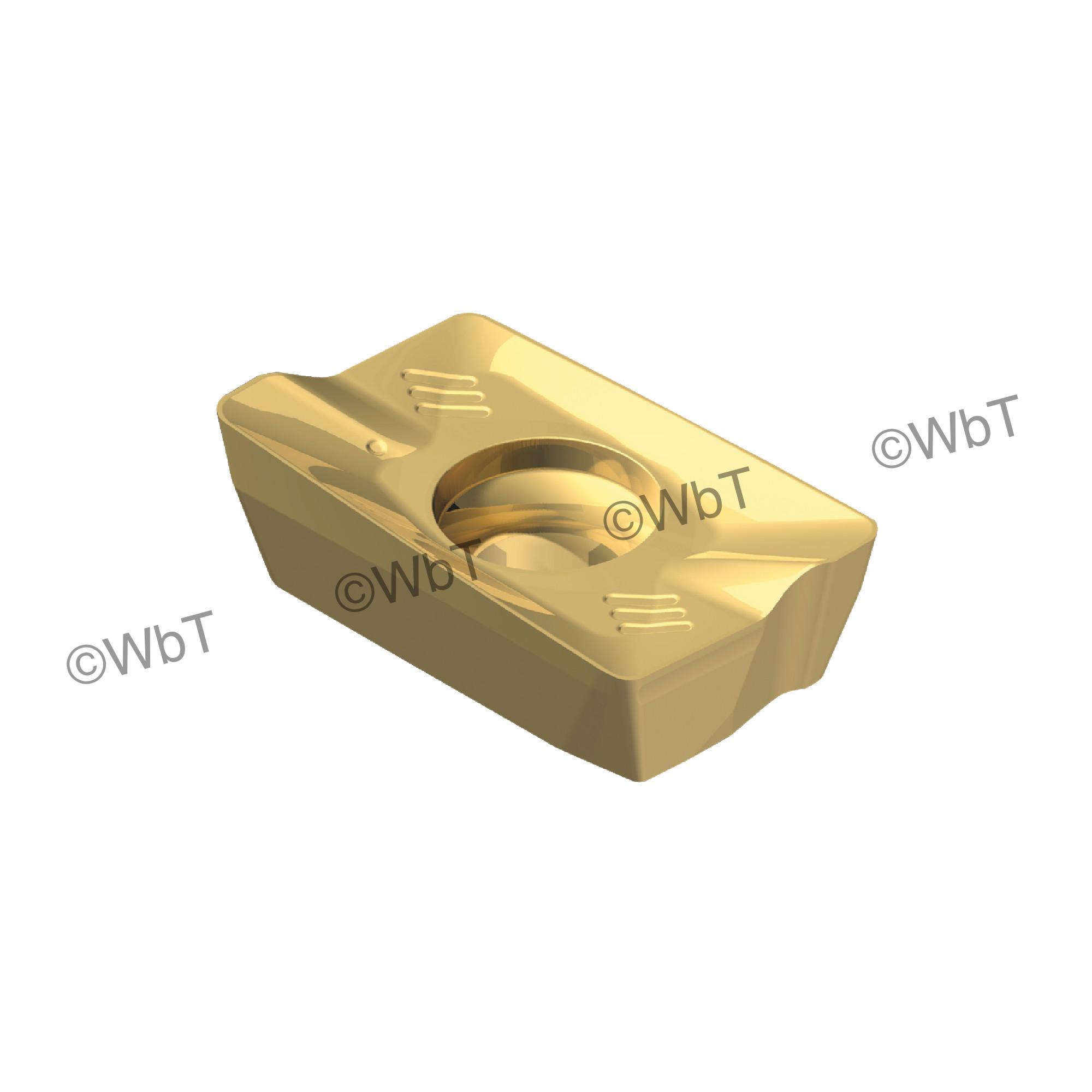 AKUMA - APKT1003PDR-M1 CM30P Parallelogram / Indexable Carbide Milling Insert
