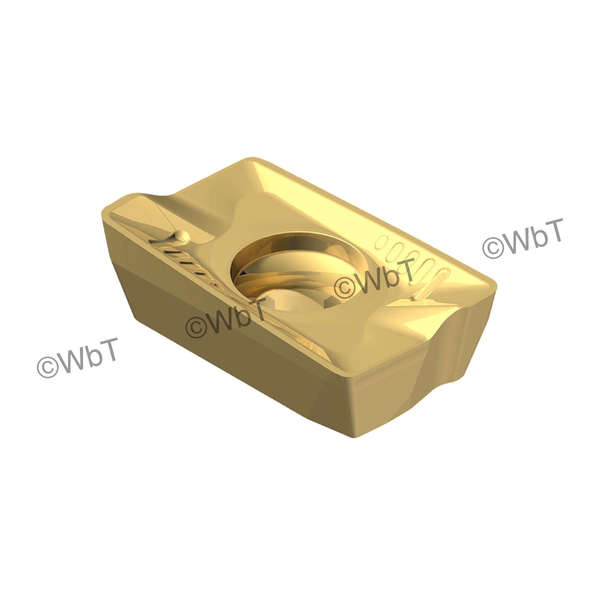AKUMA - APKT1604PDR-R1 CM30P Parallelogram / Indexable Carbide Milling Insert