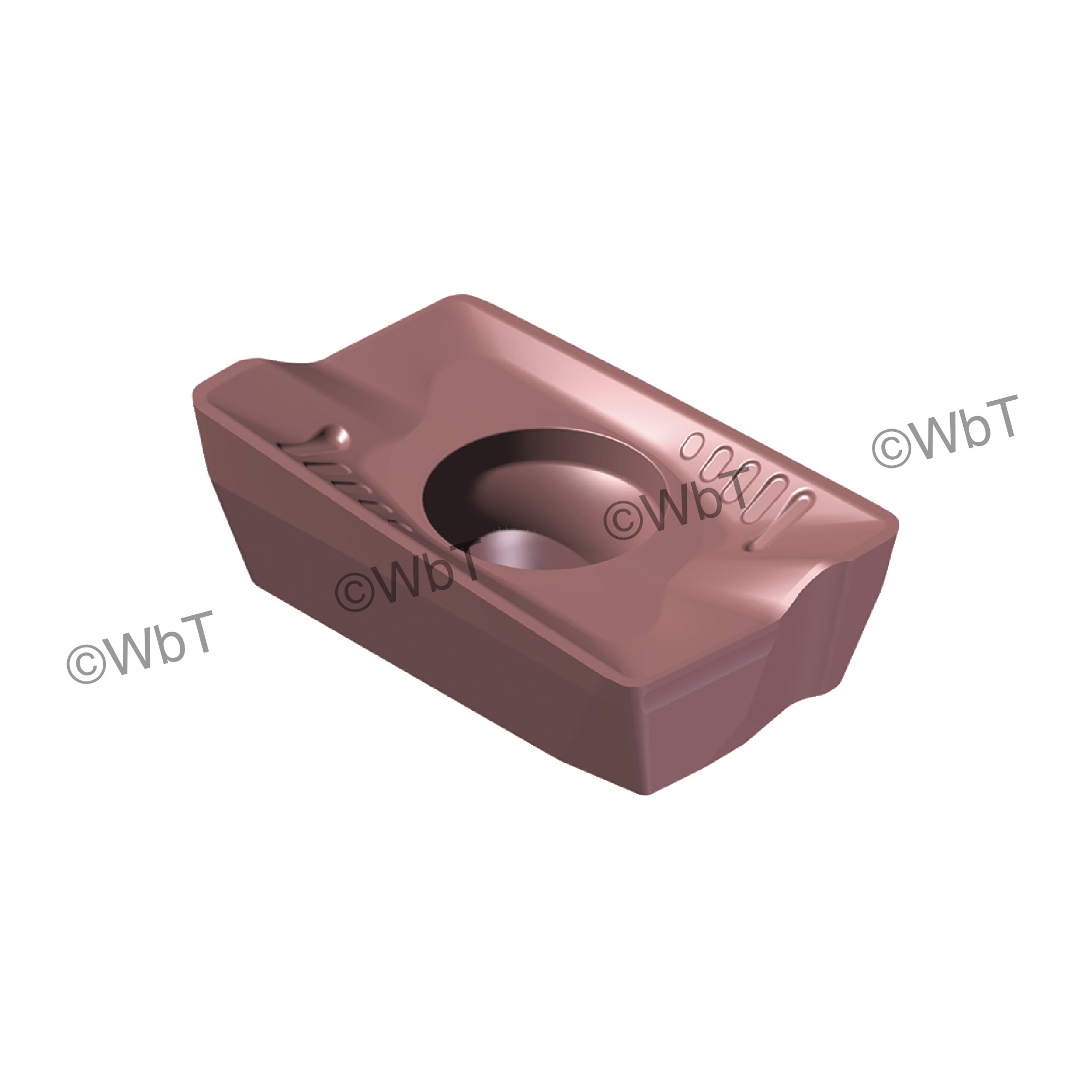 AKUMA - APKT1604PDR-R1 PM15K Parallelogram / Indexable Carbide Milling Insert