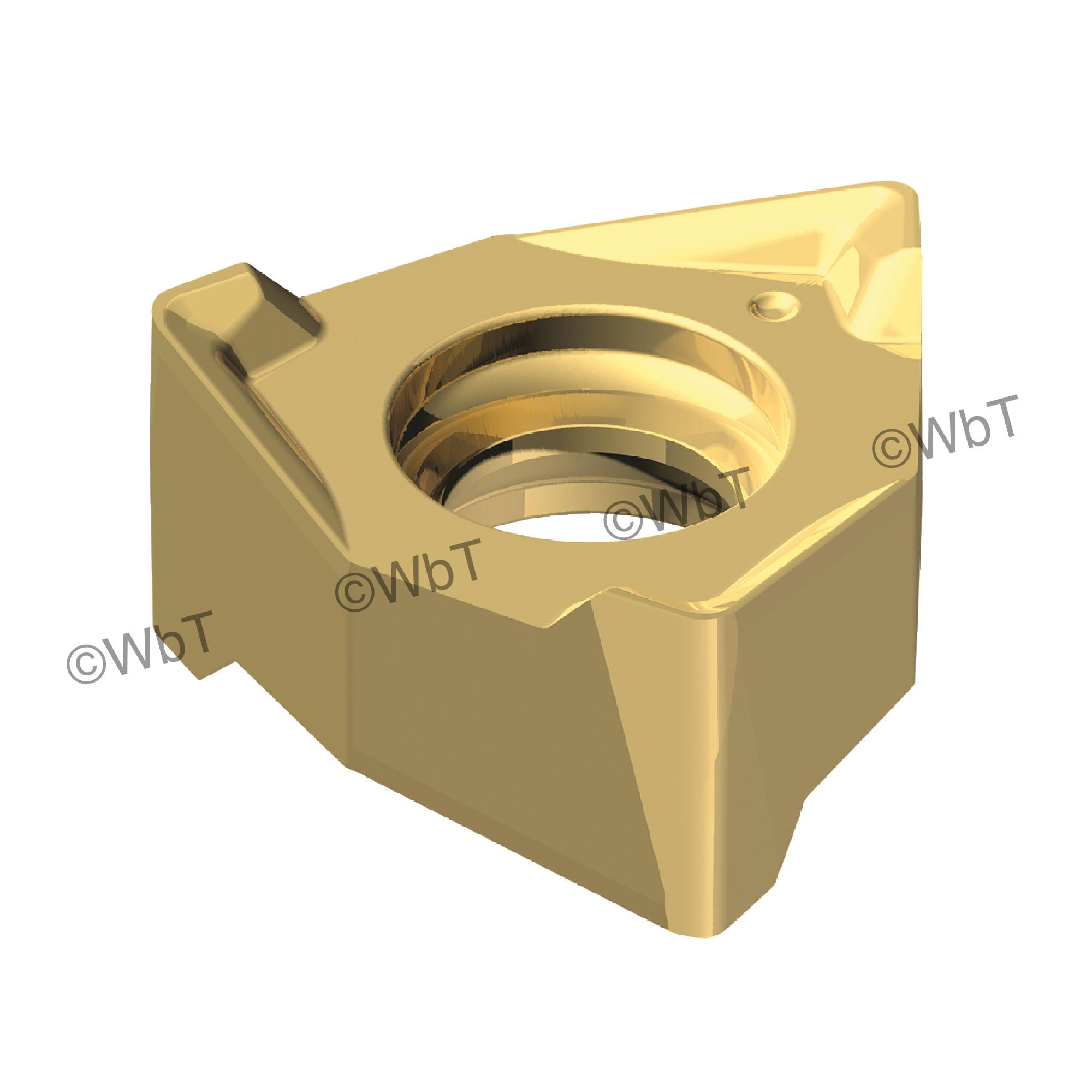 AKUMA - XNEX221R-M1 CM30P Special Shape / Indexable Carbide Milling Insert
