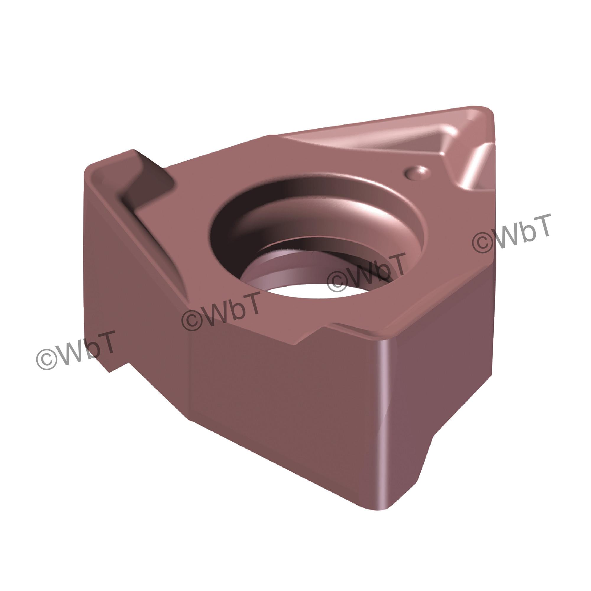 AKUMA - XNEX221R-M1 PM15K Special Shape / Indexable Carbide Milling Insert