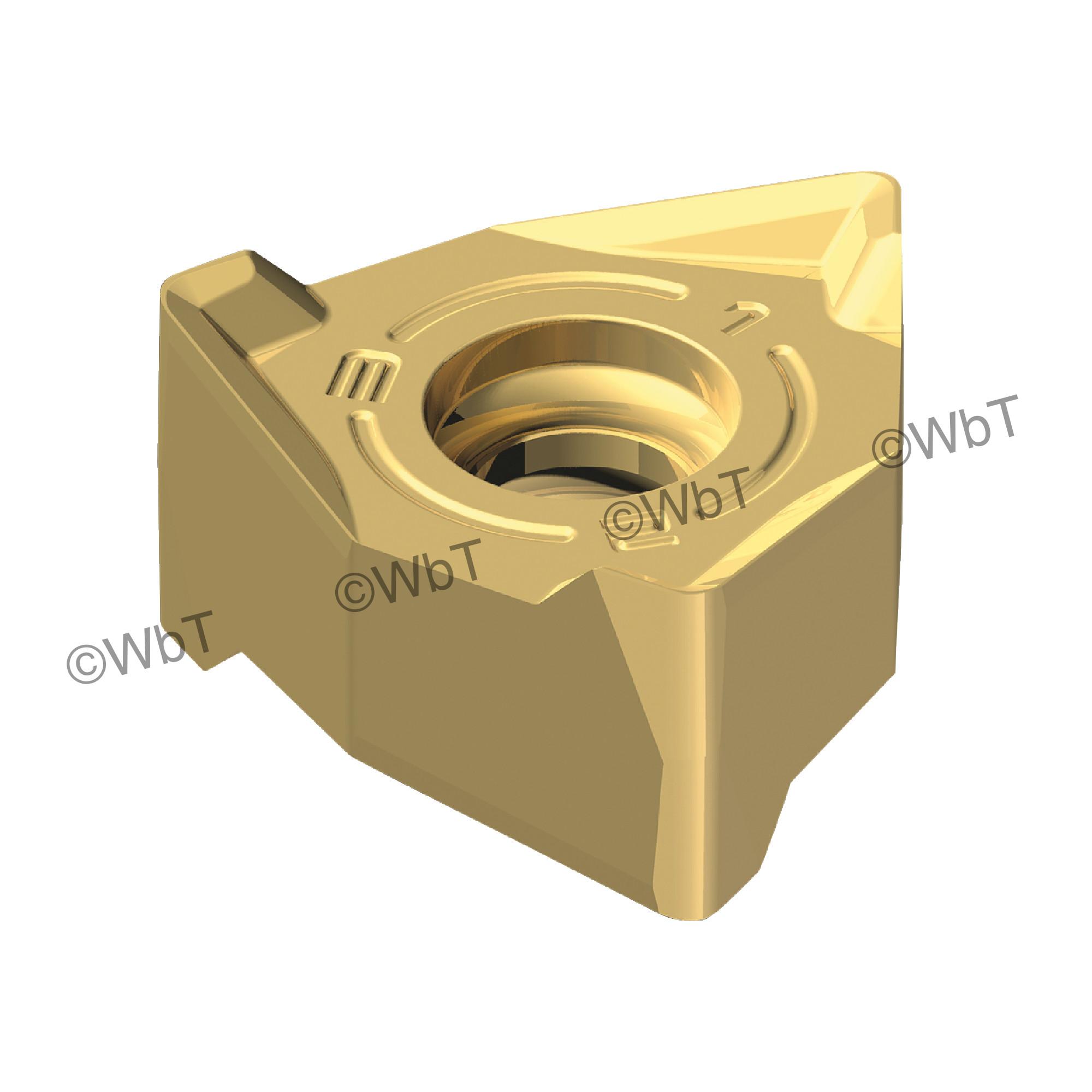 AKUMA - XNEX442R-M1 CM30P Special Shape / Indexable Carbide Milling Insert