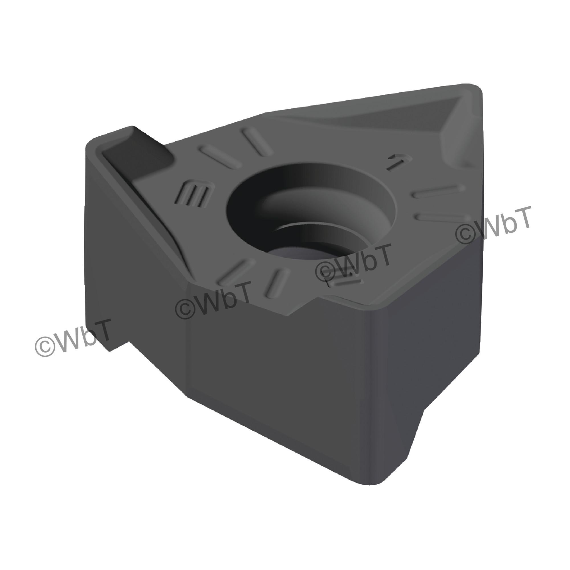 AKUMA - XNEX442R-R1 CM30K Special Shape / INDEXABLE Carbide MILLING INSERT