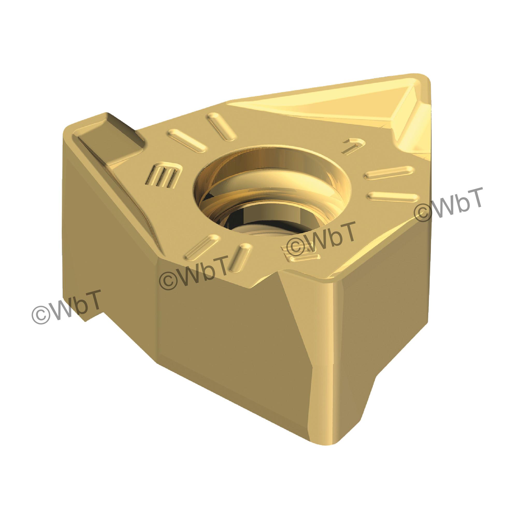 AKUMA - XNEX442R-R1 CM30P Special Shape / INDEXABLE Carbide MILLING INSERT