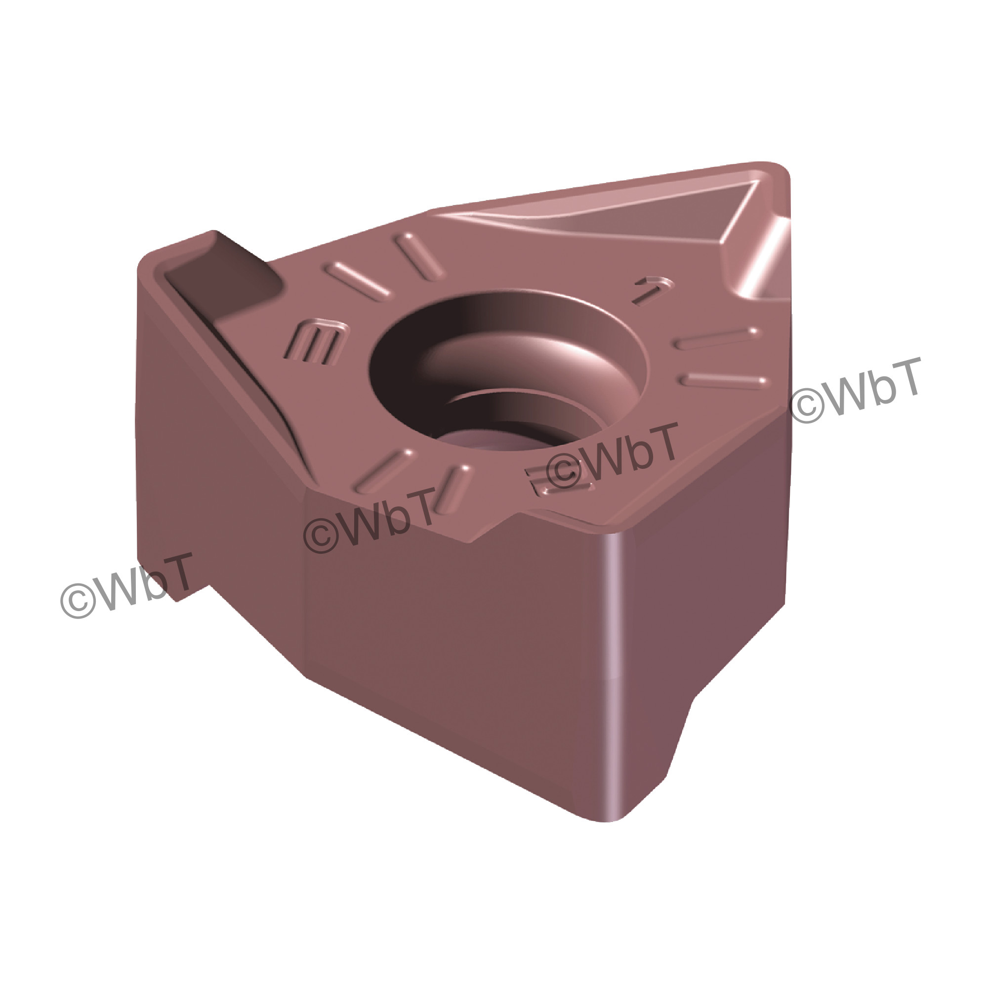 AKUMA - XNEX442R-R1 PM15K Special Shape / INDEXABLE Carbide MILLING INSERT