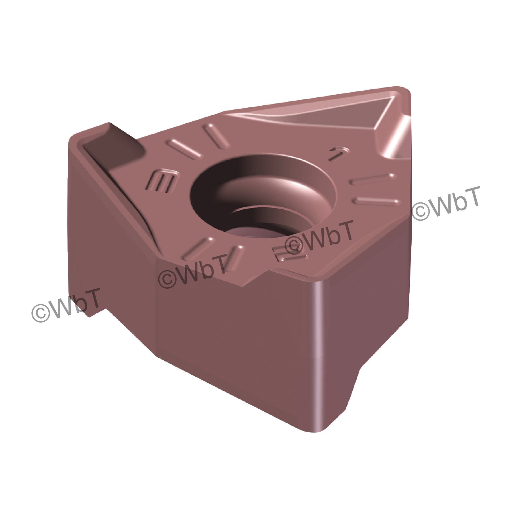 AKUMA - XNEX442R-R1 PM15M Special Shape / INDEXABLE Carbide MILLING INSERT
