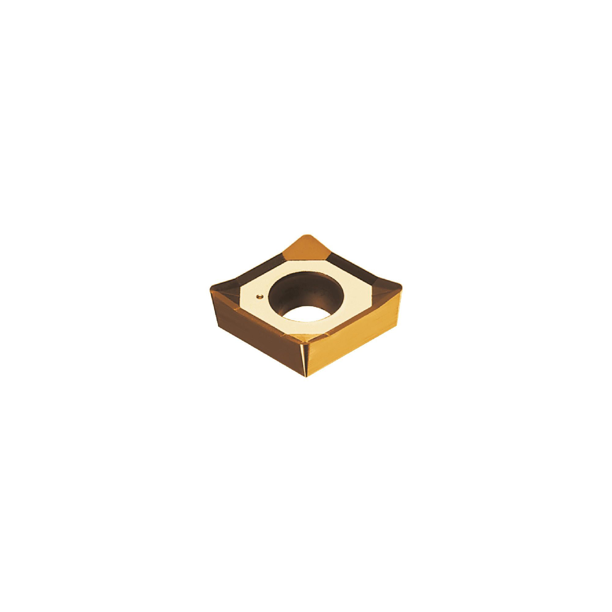 ARNO - CCGT3(2.5)0.5FN-ALU PVD1 - 80° Diamond / Indexable Carbide Turning Insert