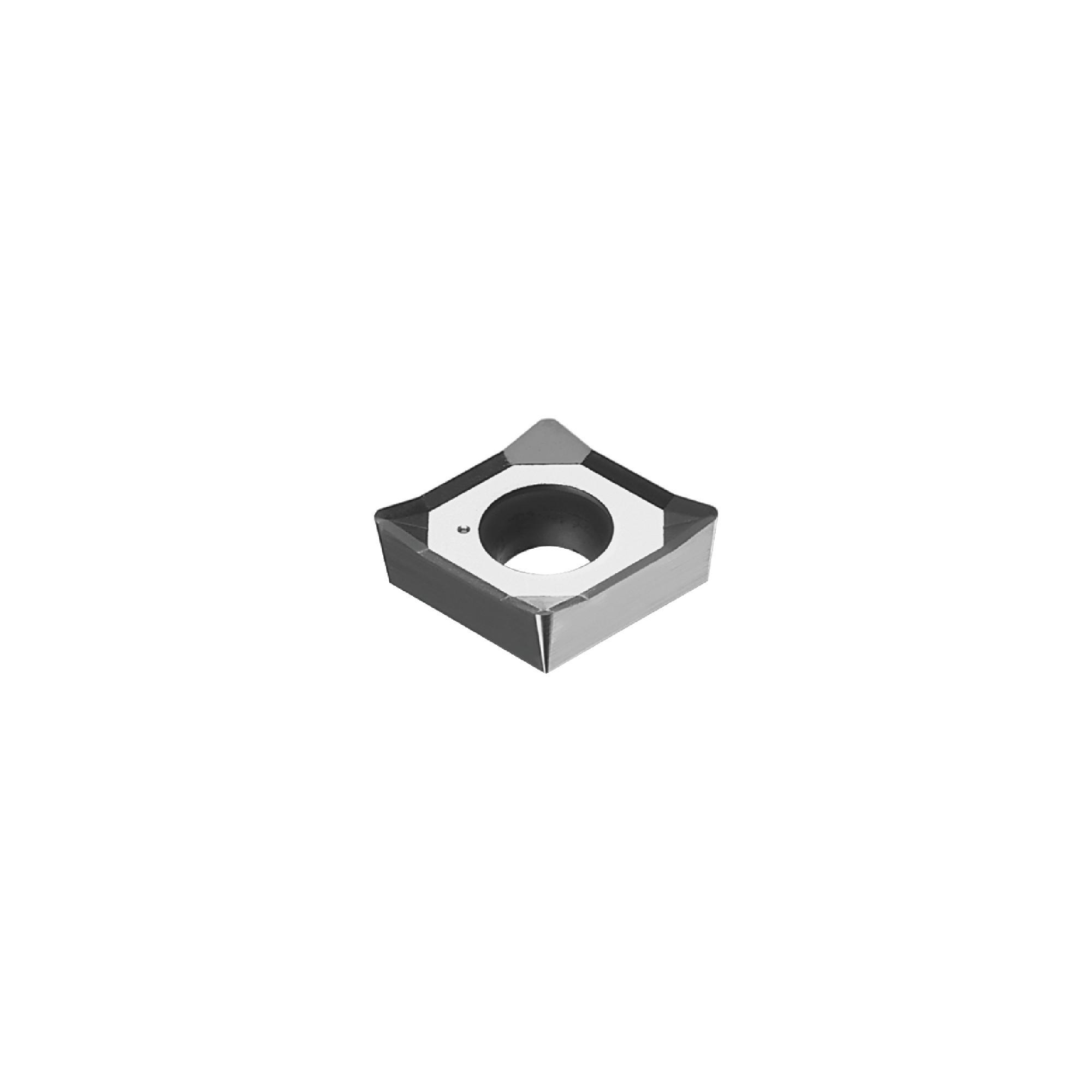 ARNO - CCGT2(1.5)0.5FN-ALU AK10 - 80° Diamond / Indexable Carbide Turning Insert