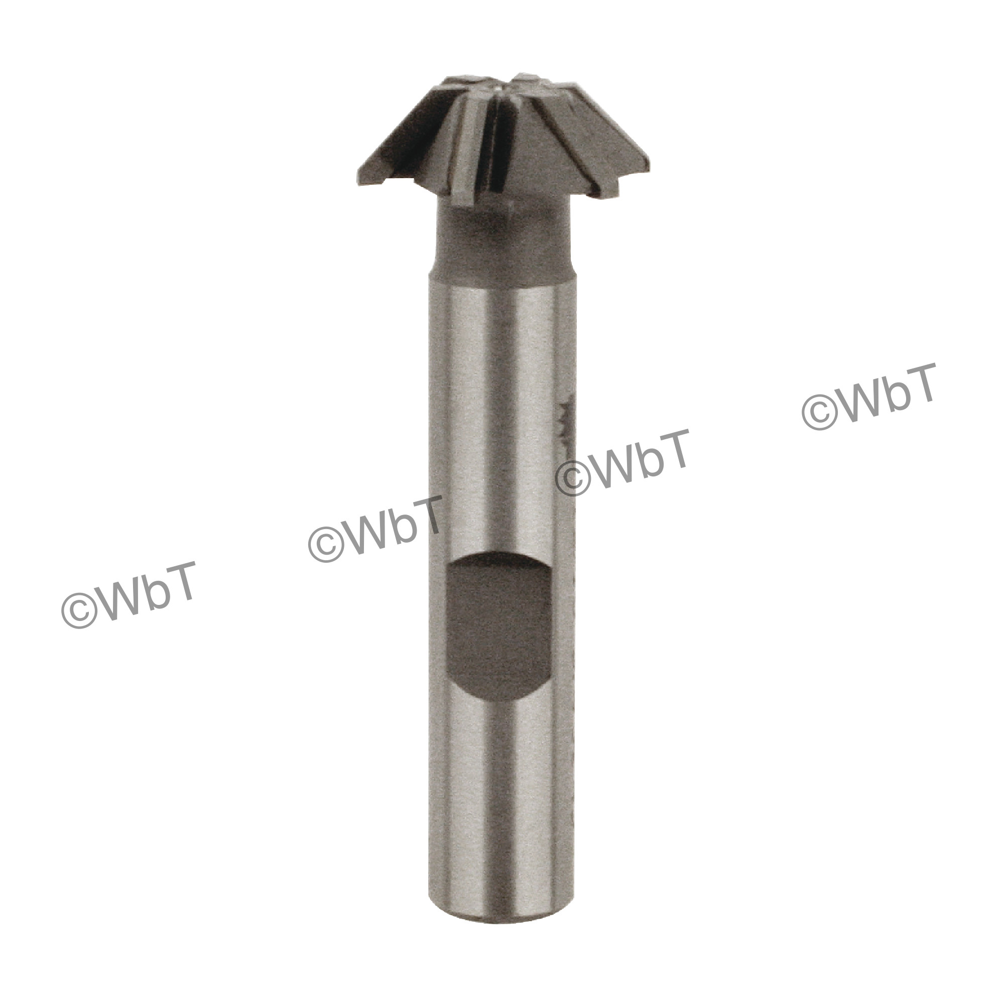 Carbide Tipped Shank Type Single Angle Chamfering Cutter