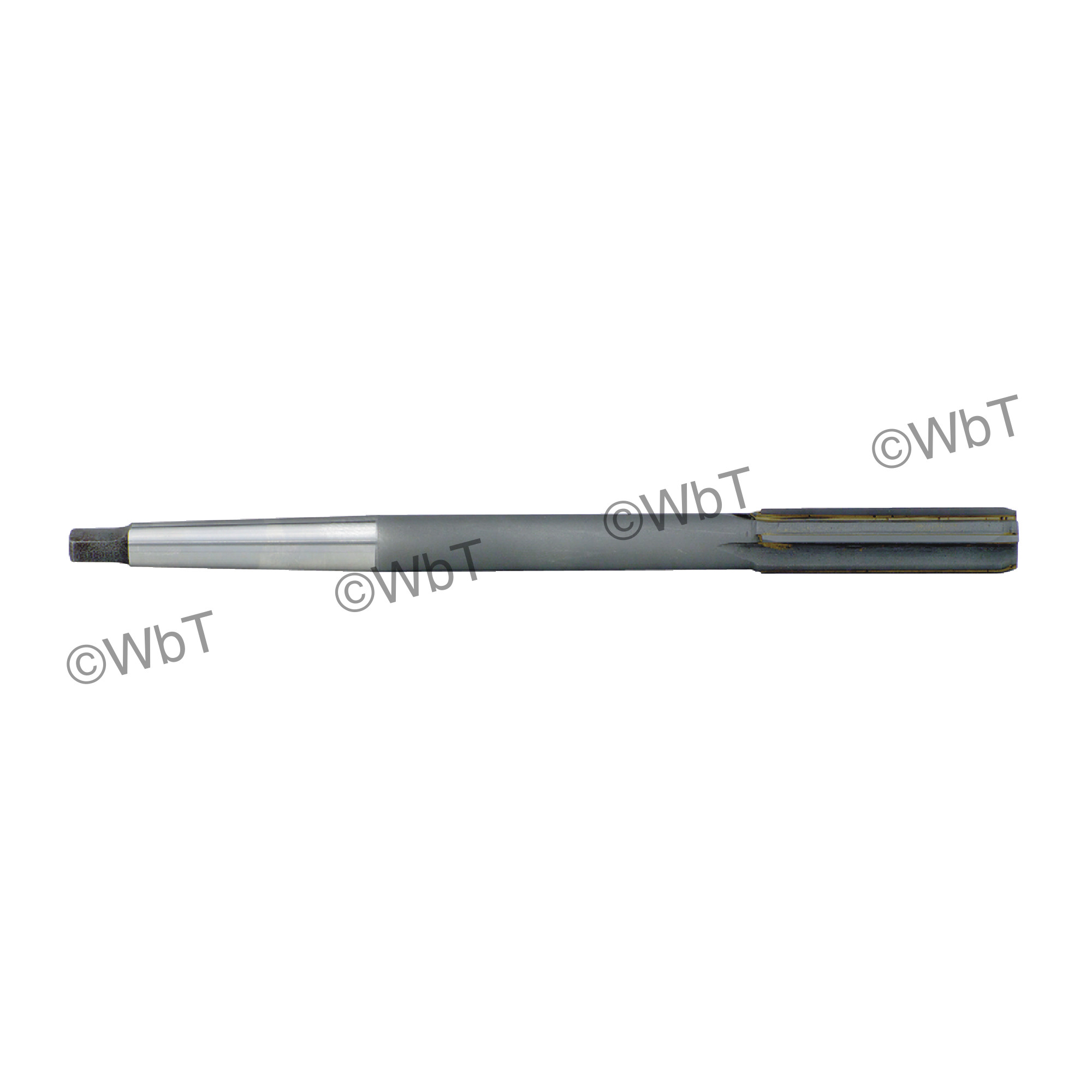 Carbide Tipped Morse Taper Chucking Reamers