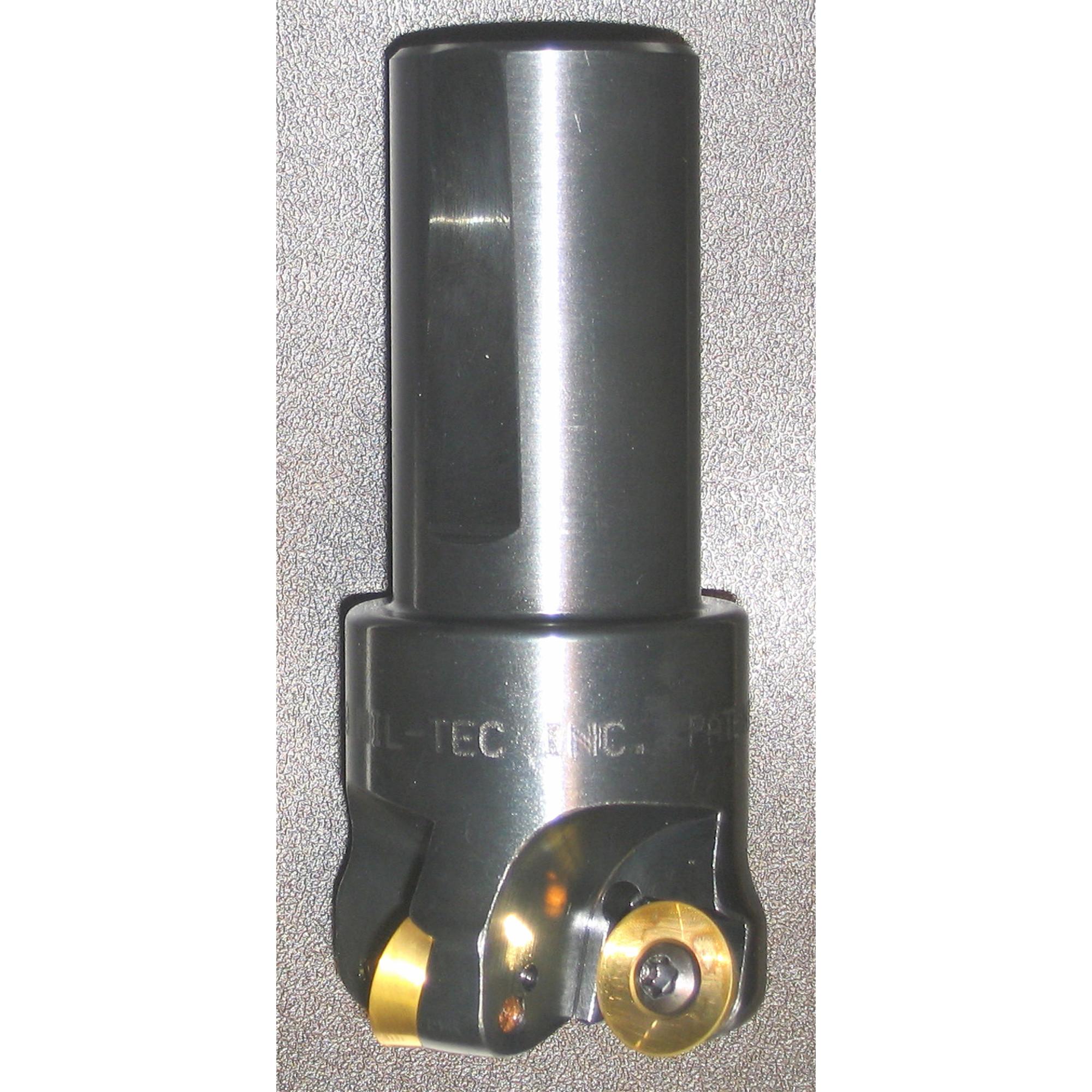 "MIL-TEC - FC8-1.5 - Endmill / 1.500"" Cutting Diameter / 3 Tooth / R8 Shank / Freedom Cutter Extended Reach Series / Righ"