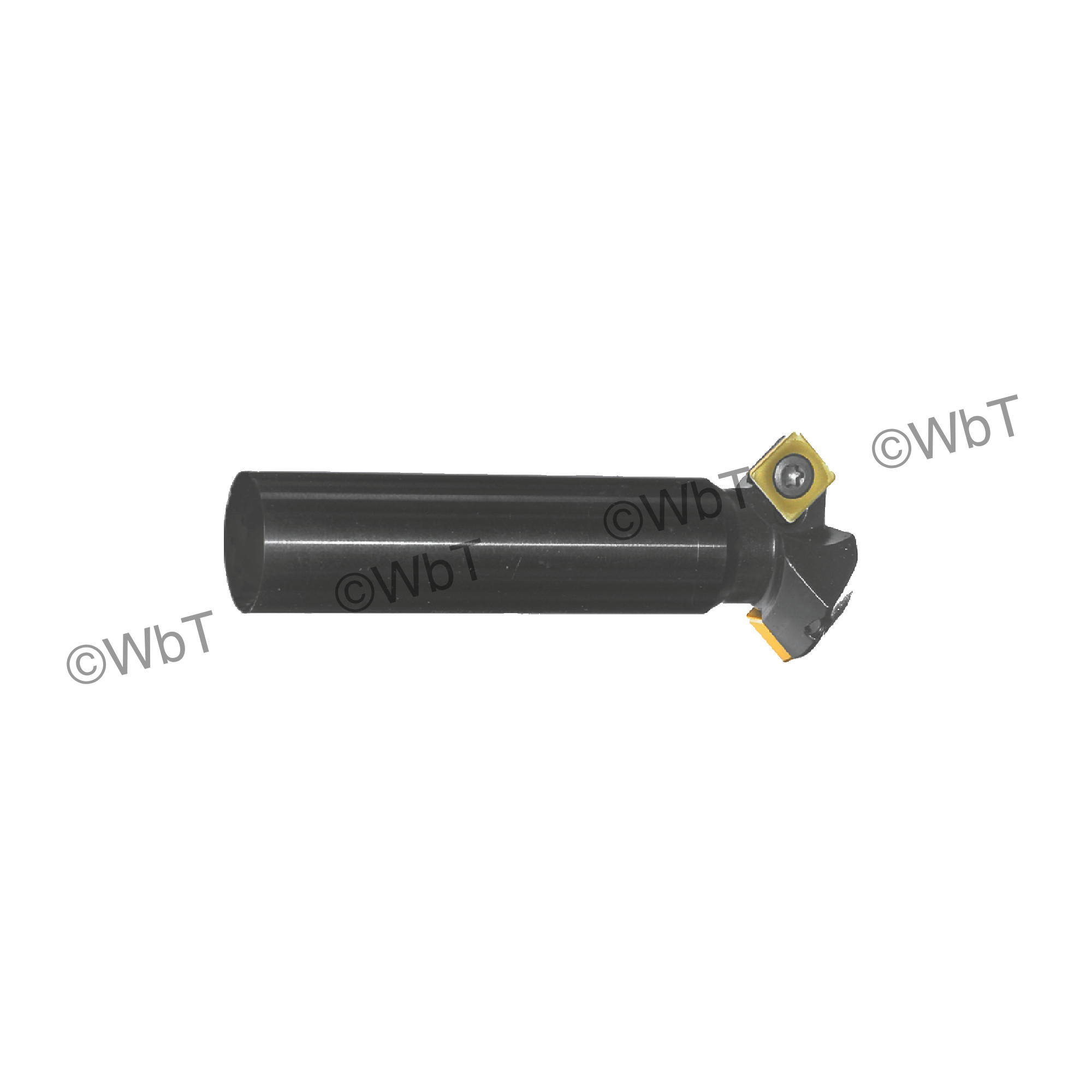 """T&O - C45-125-SD09-075 / 45° Chamfer Mill for SDHW322 / Chamfer Range: 0.772"""" - 1.250"""" / Right Hand"""