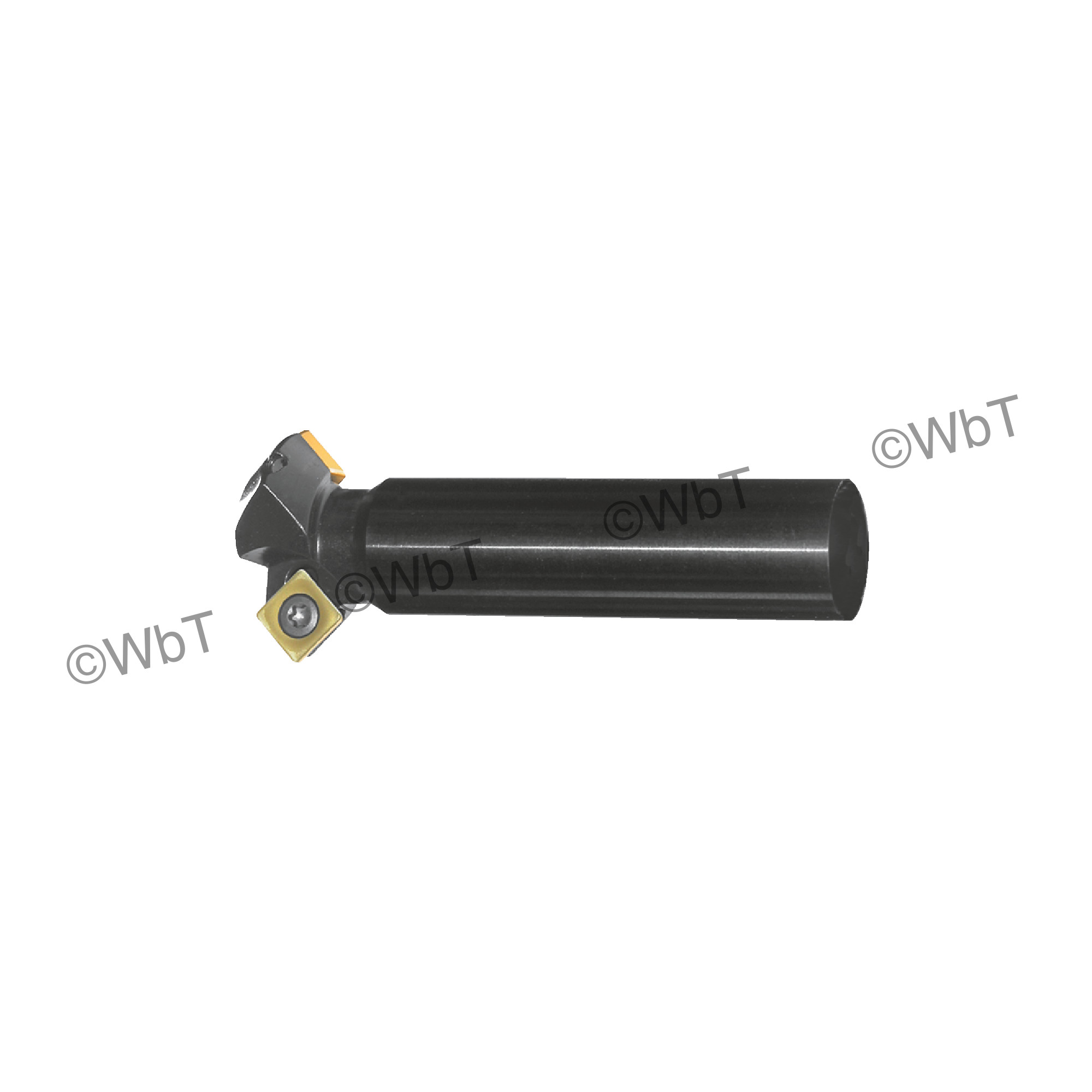"""T&O - C45-112-SD09-075 / 45° Chamfer Mill for SDHW322 / Chamfer Range: 0.625"""" - 1.125"""" / Right Hand"""