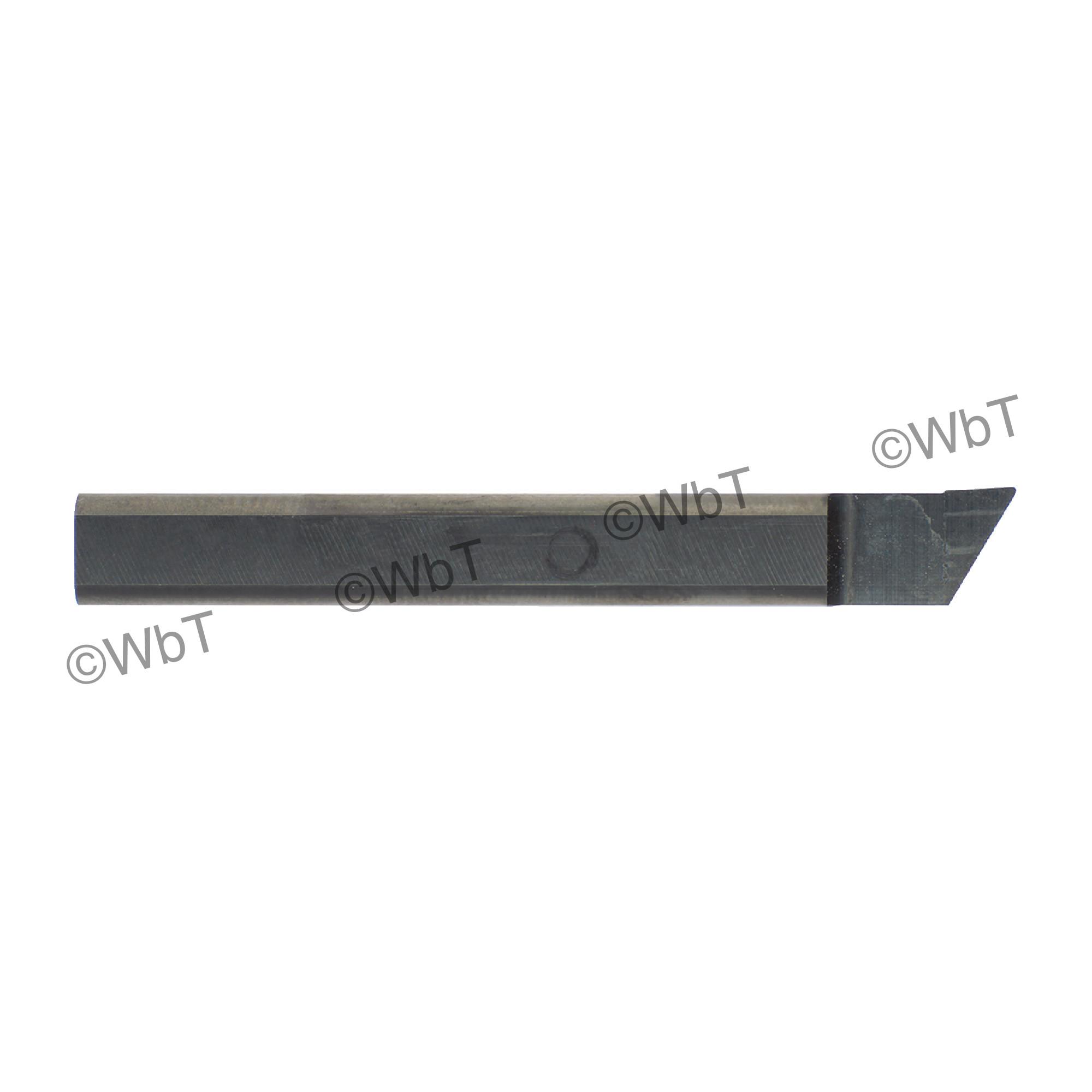 """Micrograin"" Mini Solid Carbide Boring Bar"