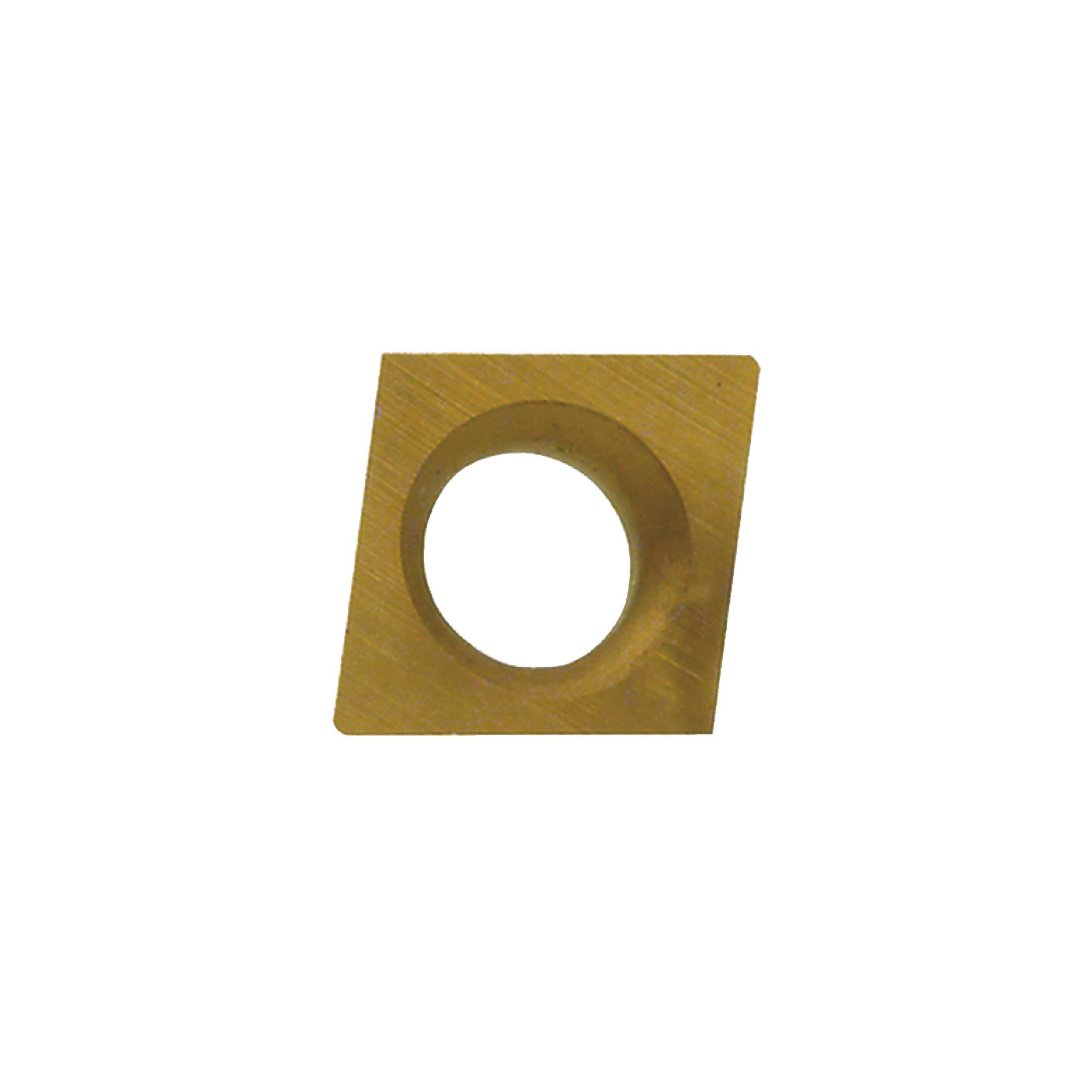 EVEREDE - CDCD-07 CS2 - 80° Diamond / Indexable Carbide Turning Insert