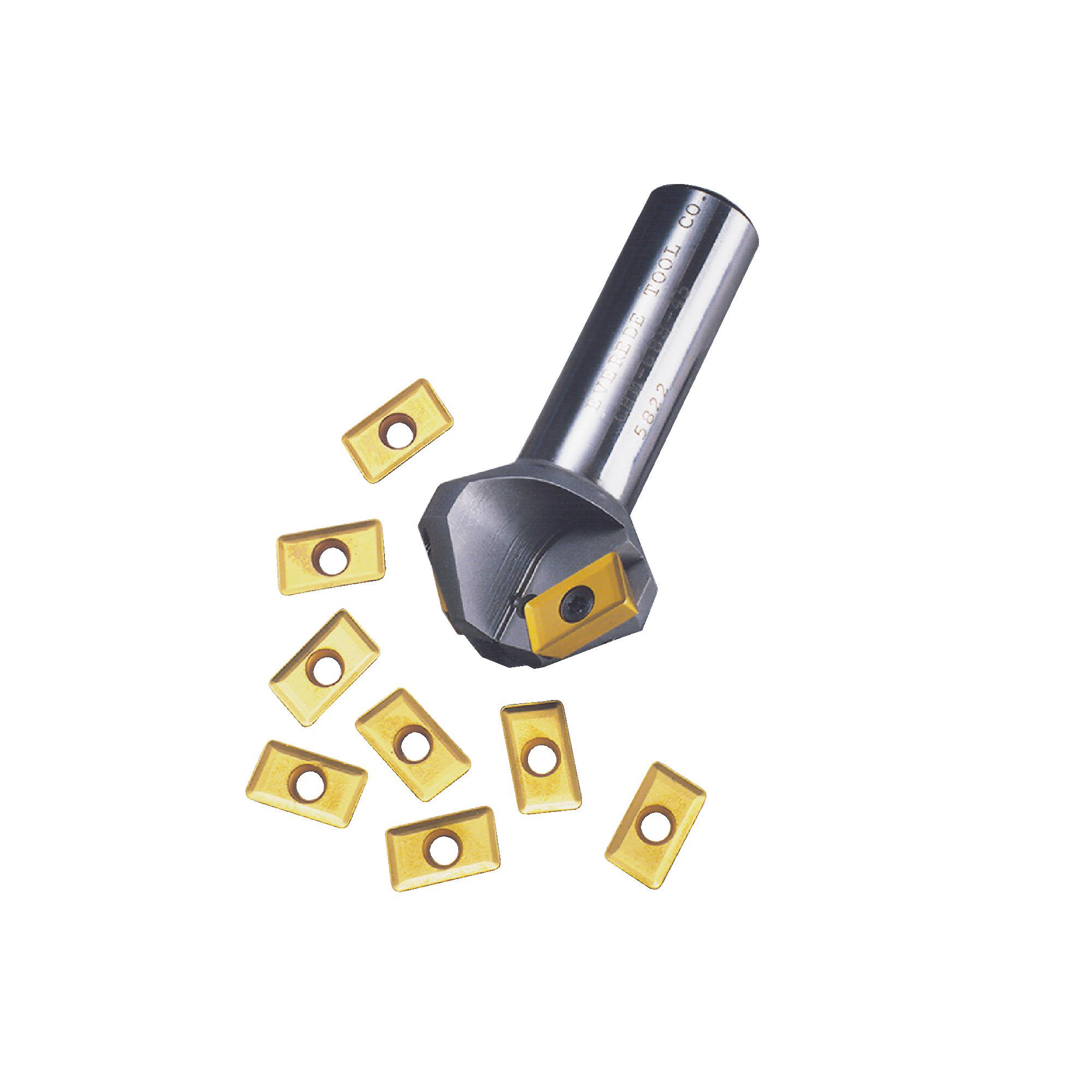 EVEREDE - CHM-1.000-30 / 30° Countersink & Chamfering Holder / APLT347