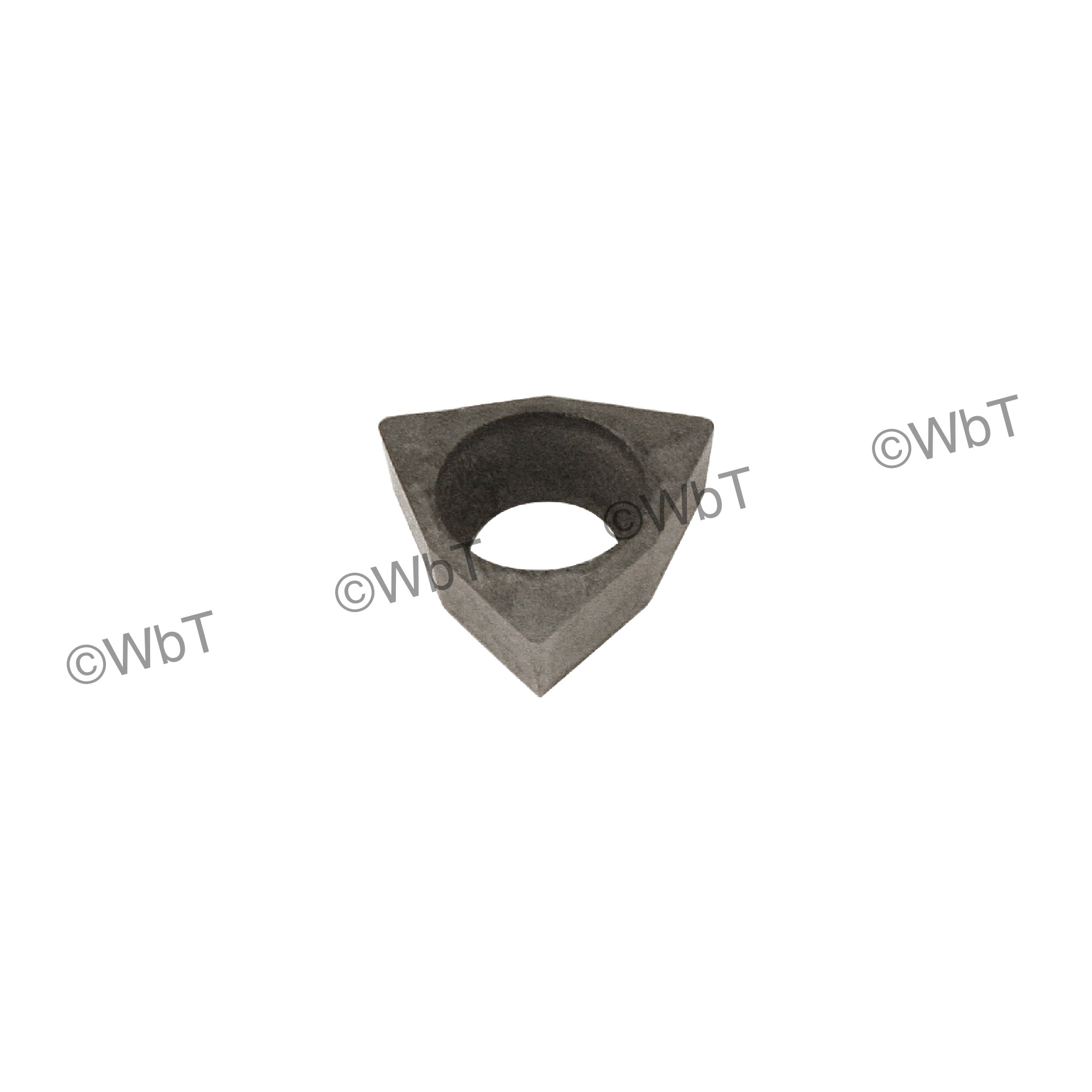 EVEREDE - WCGT-008 CS2 - 80° Trigon / Indexable Carbide Turning Insert