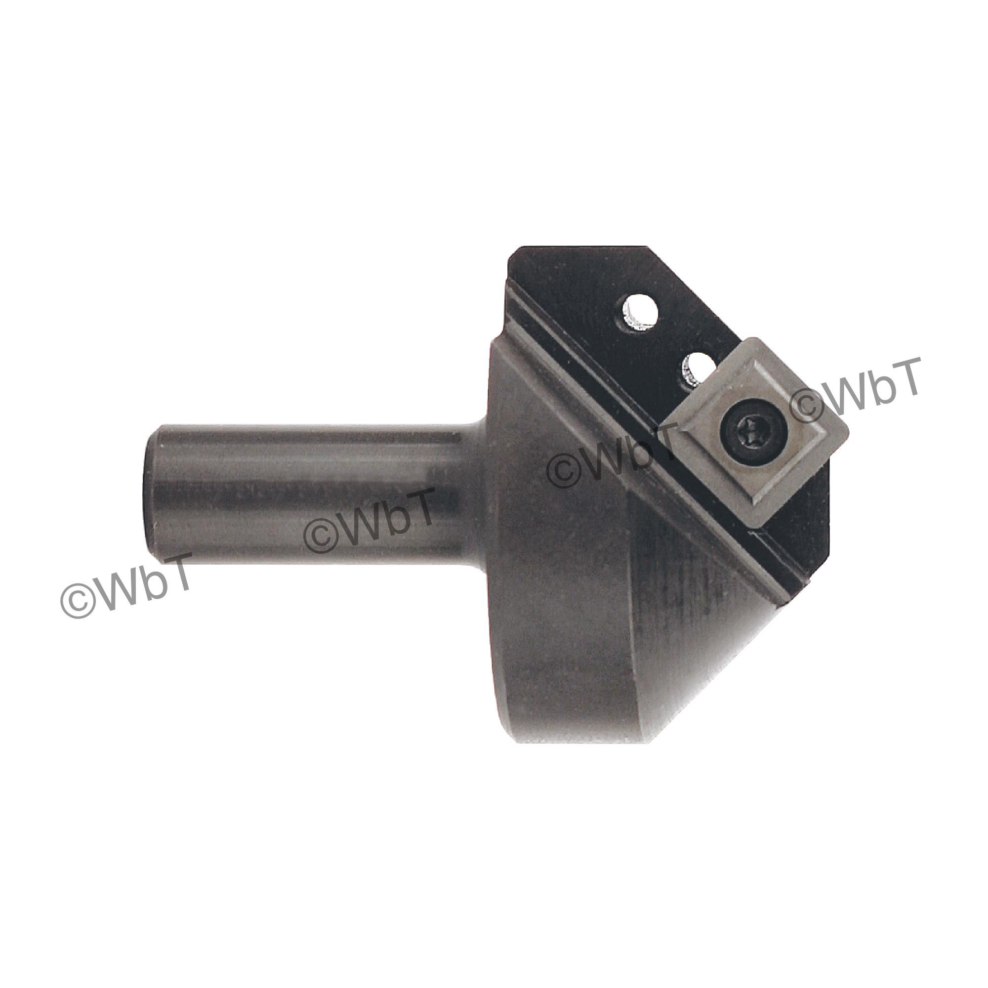 APT - CC290 / 90° Countersink & Chamfering Holder / SPGH433