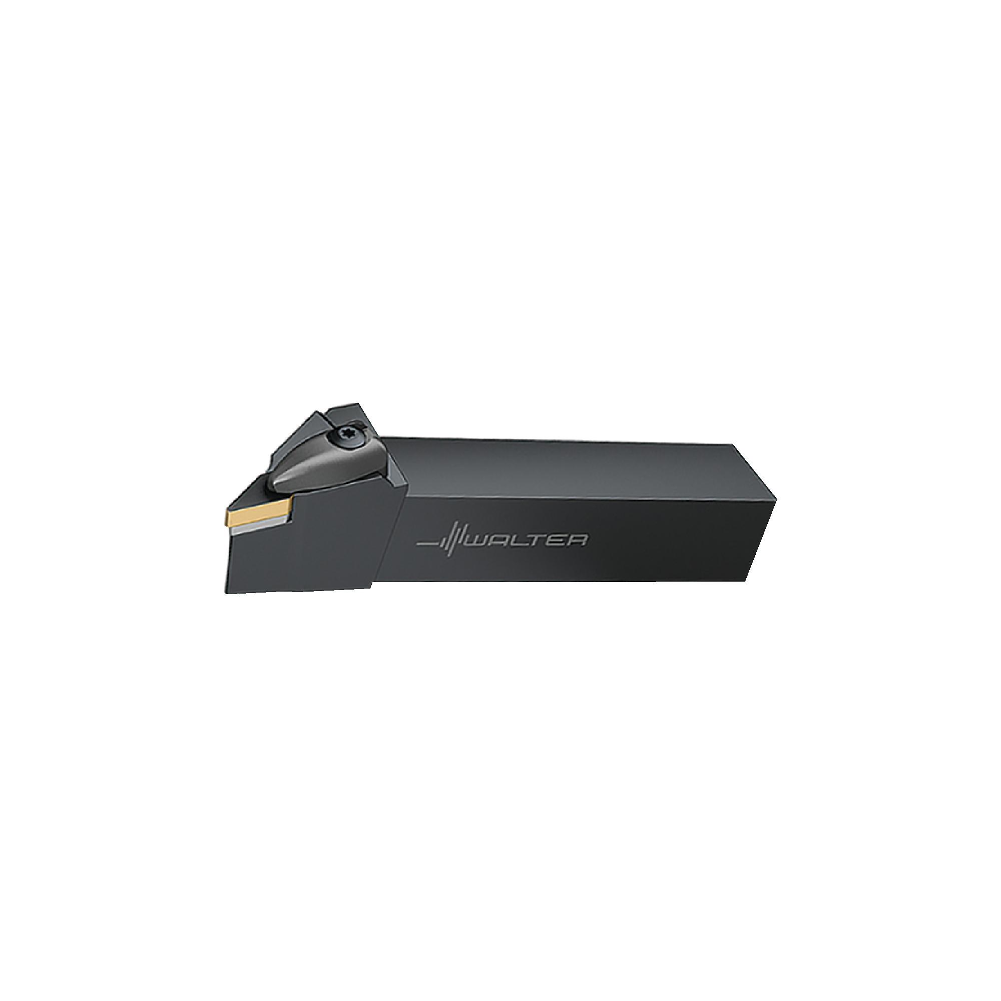 "WALTER - DVJNR12-3B / 0.750"" External Tool Holder for VNMG33_ Inserts / Right Hand"