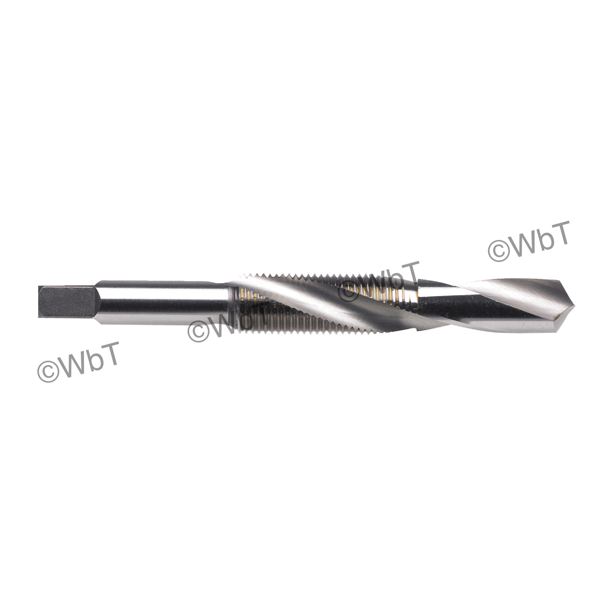 High Speed Steel Combination Drill & Tap