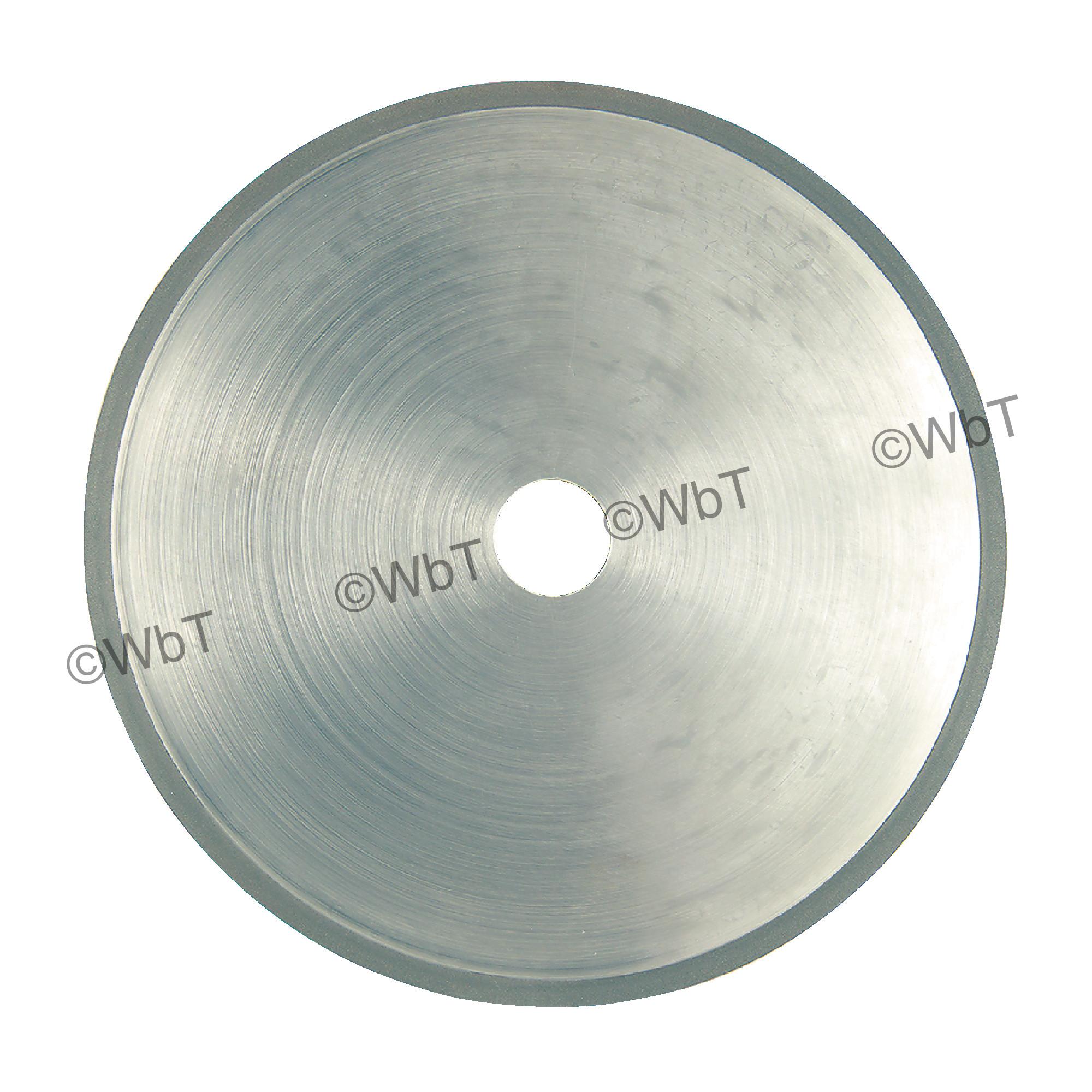 Type D1A1R - Resin Bonded Diamond Cut-Off Wheel
