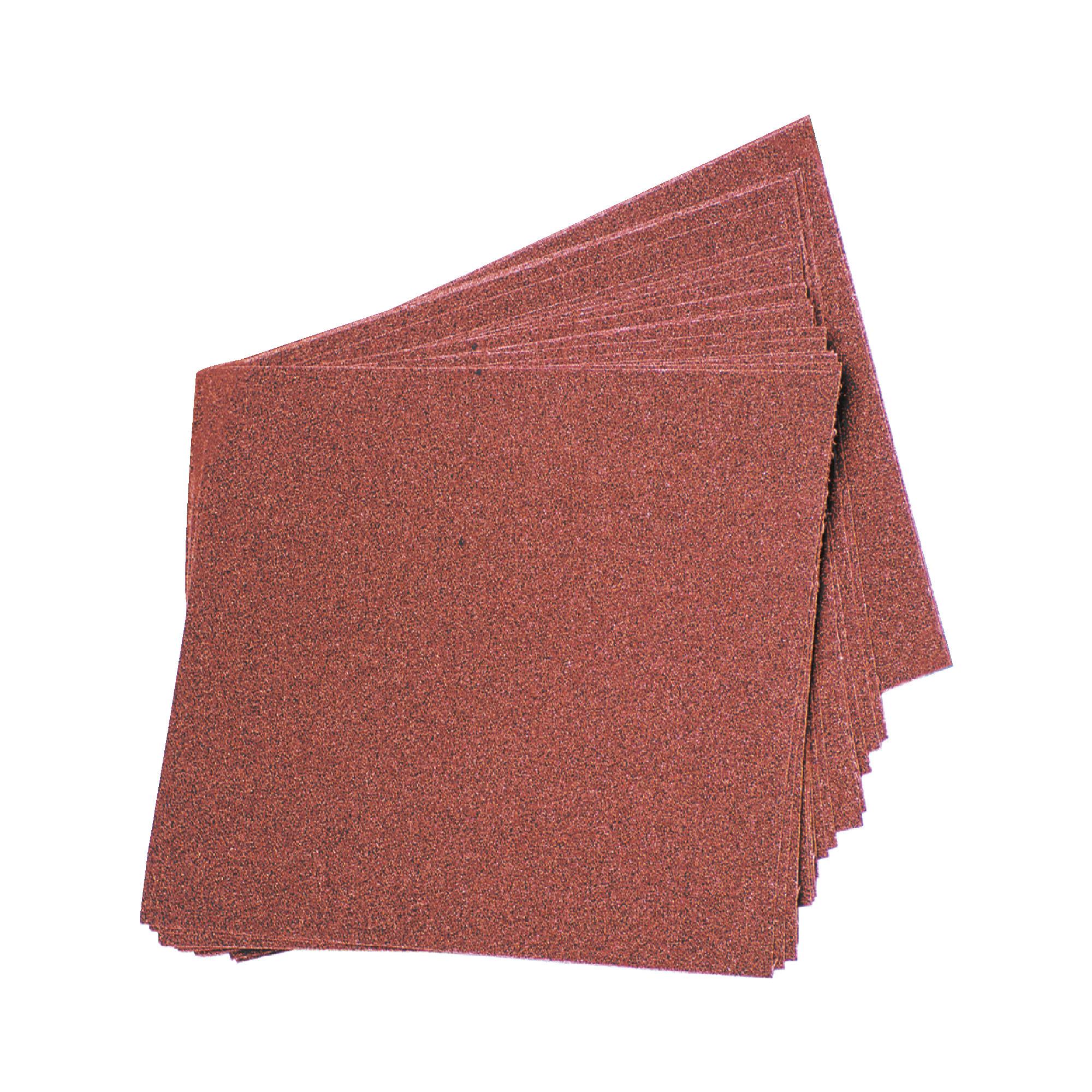 "9"" x 11"" Abrasive Aluminum Oxide Cloth Sheets"