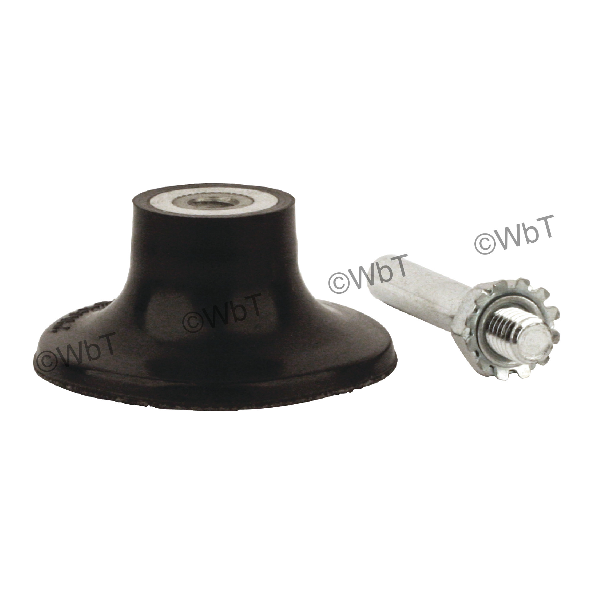 Holder For Surface Conditioning Disc