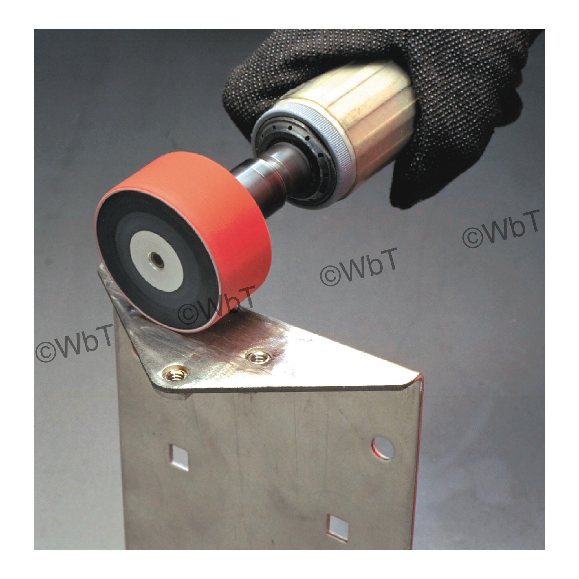 Aluminum Oxide Resin Bond Spiral Abrasive Band