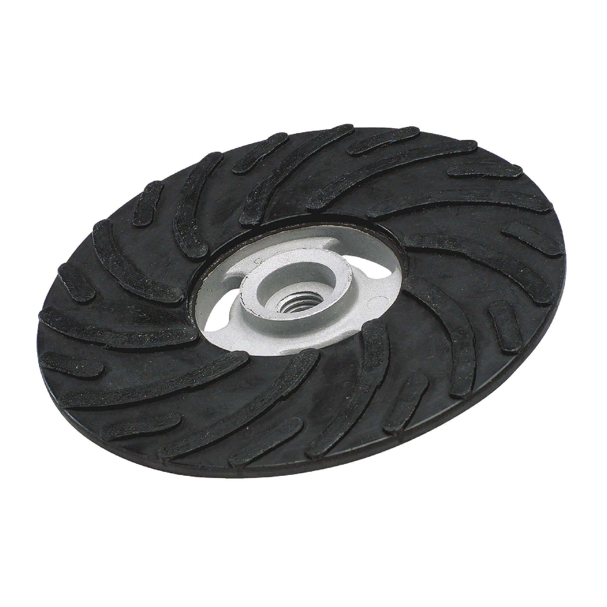 Disc Pad Face Plate Ribbed