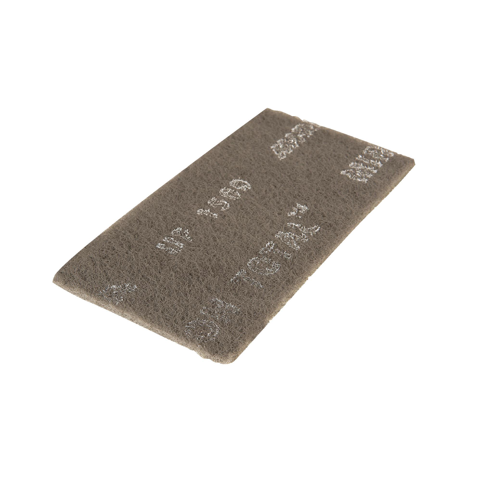 4.5X9 MIRKA MIRLON TOTAL HAND PADS GRAY 25;PIECE