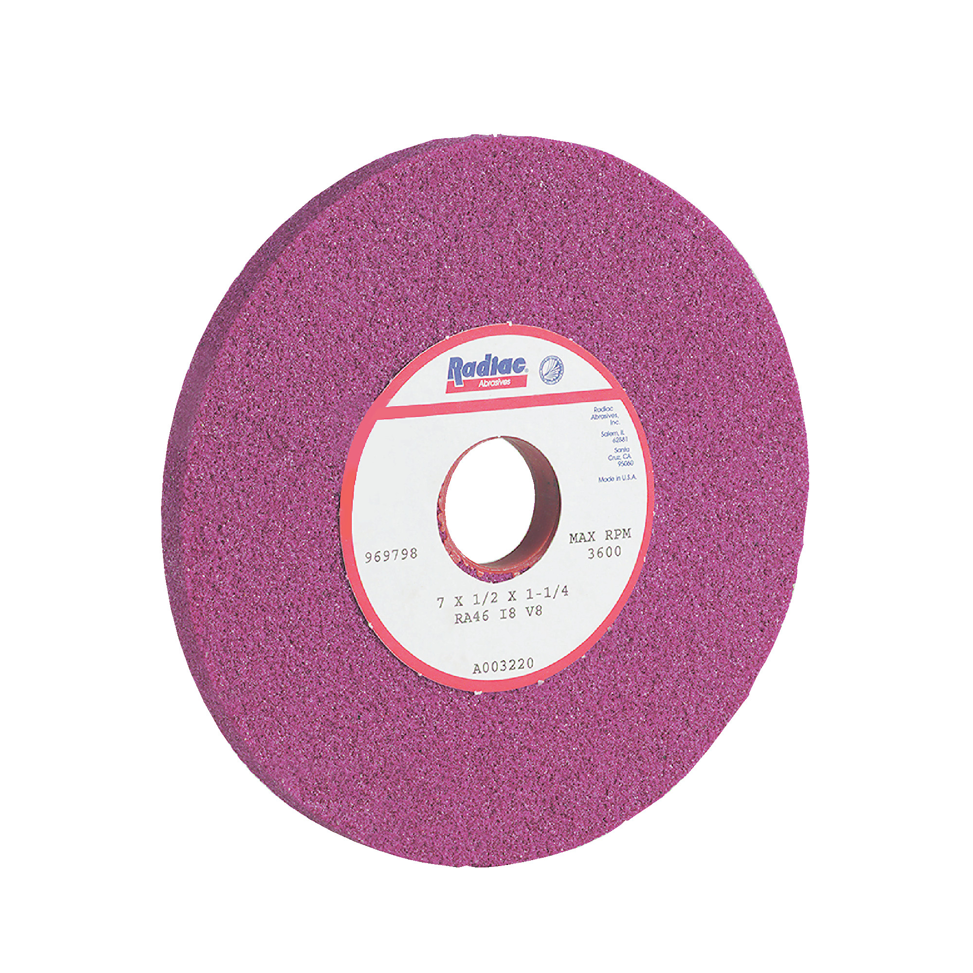 Ruby Surface Grinding Wheel