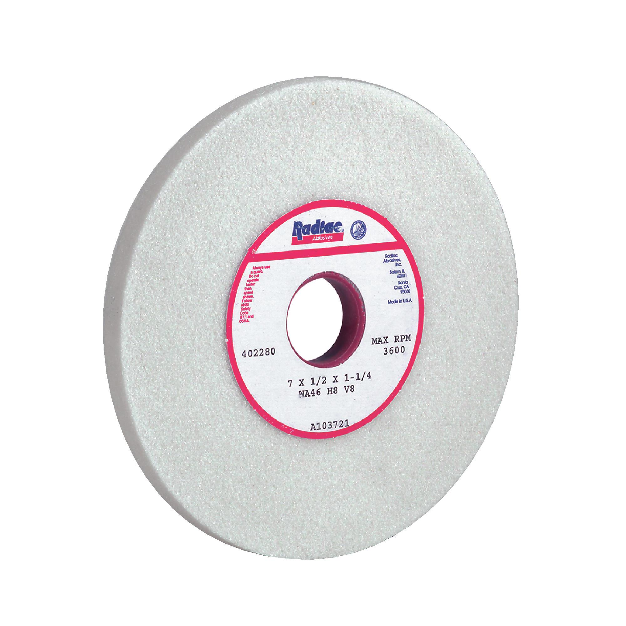 White Aluminum Oxide Surface Grinding Wheel