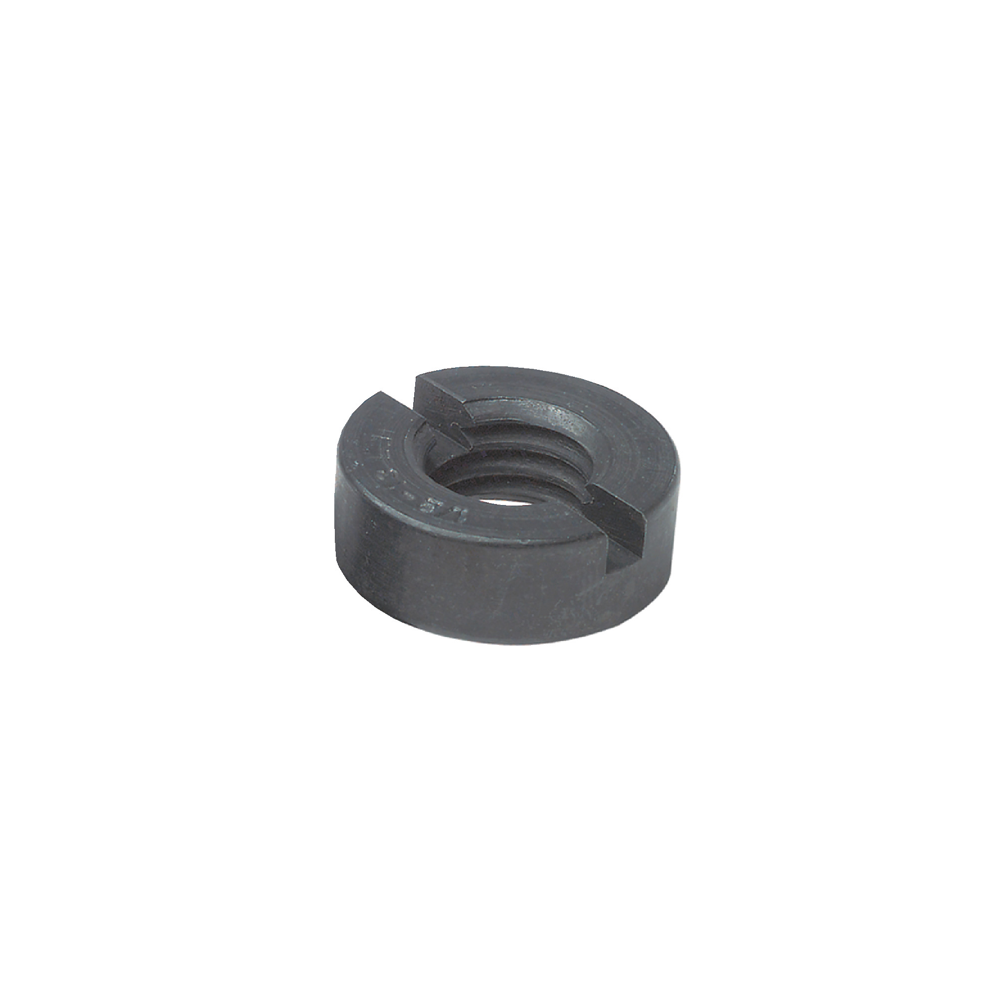 """7/8""""Slotted Spindle Nut"""