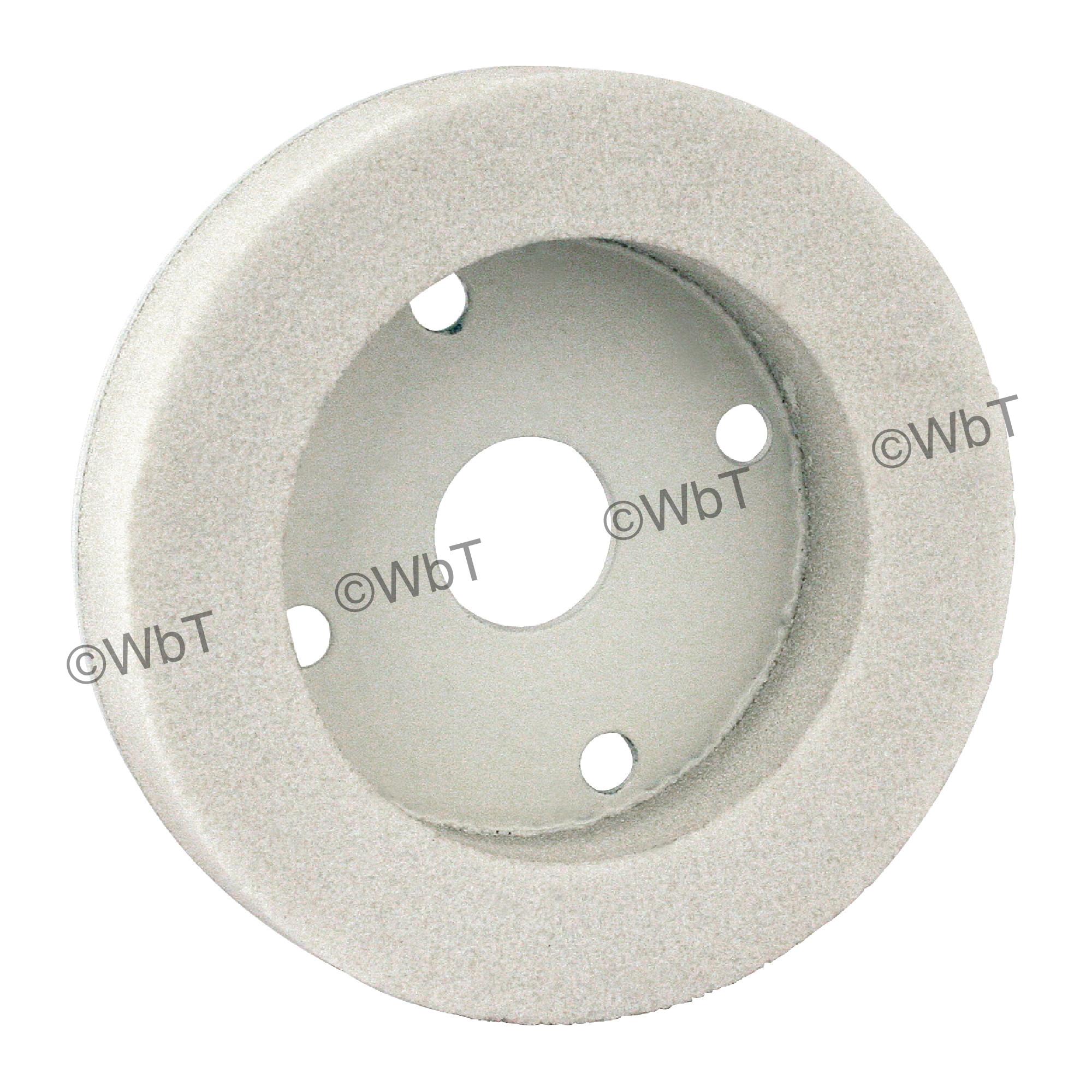 Green Silicon Carbide Plate Mounted Wheel