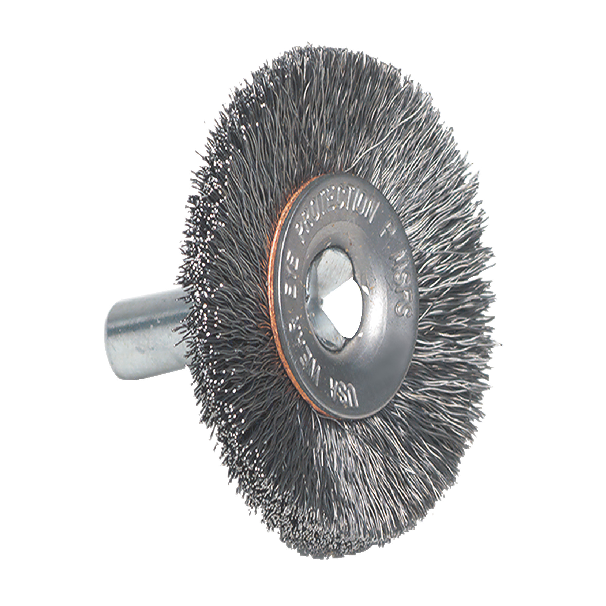 Cup Flared Circular End Wire Brush