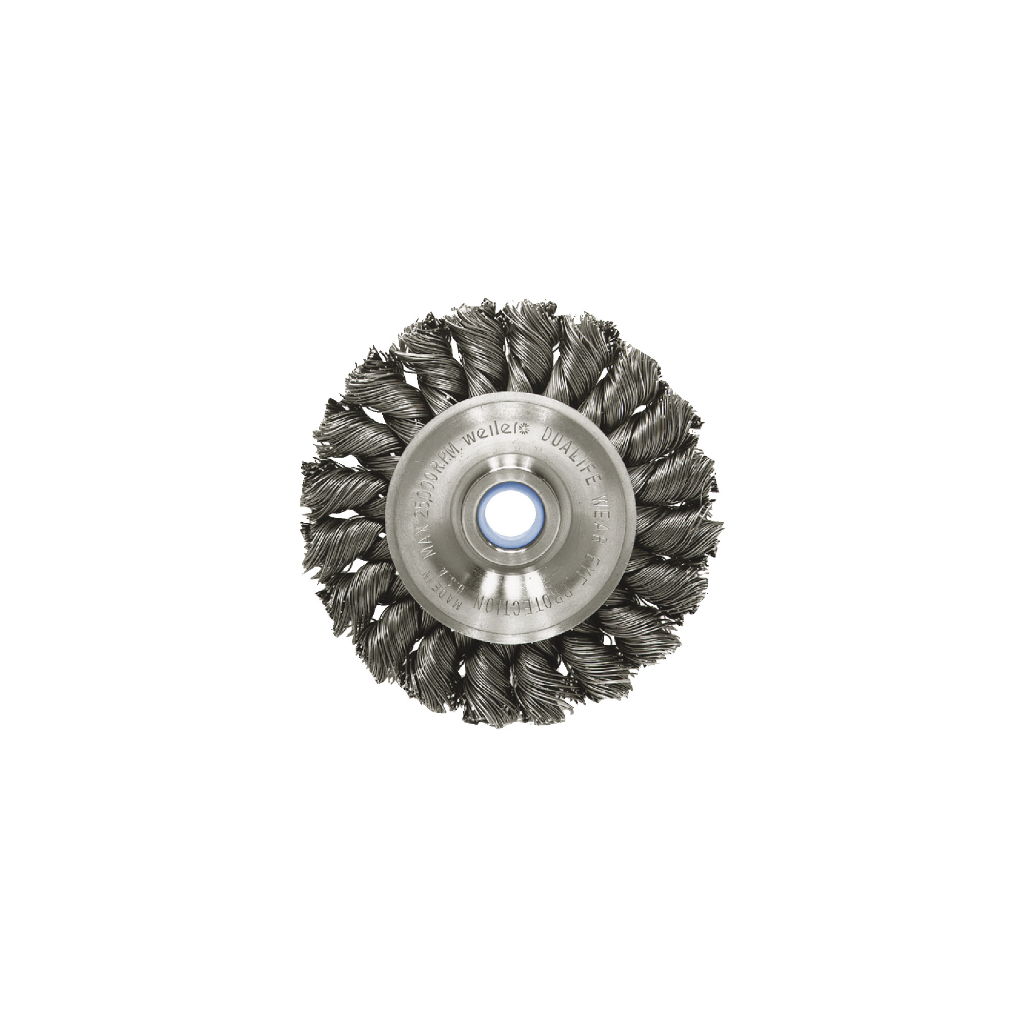 Knot Style Wire Wheel