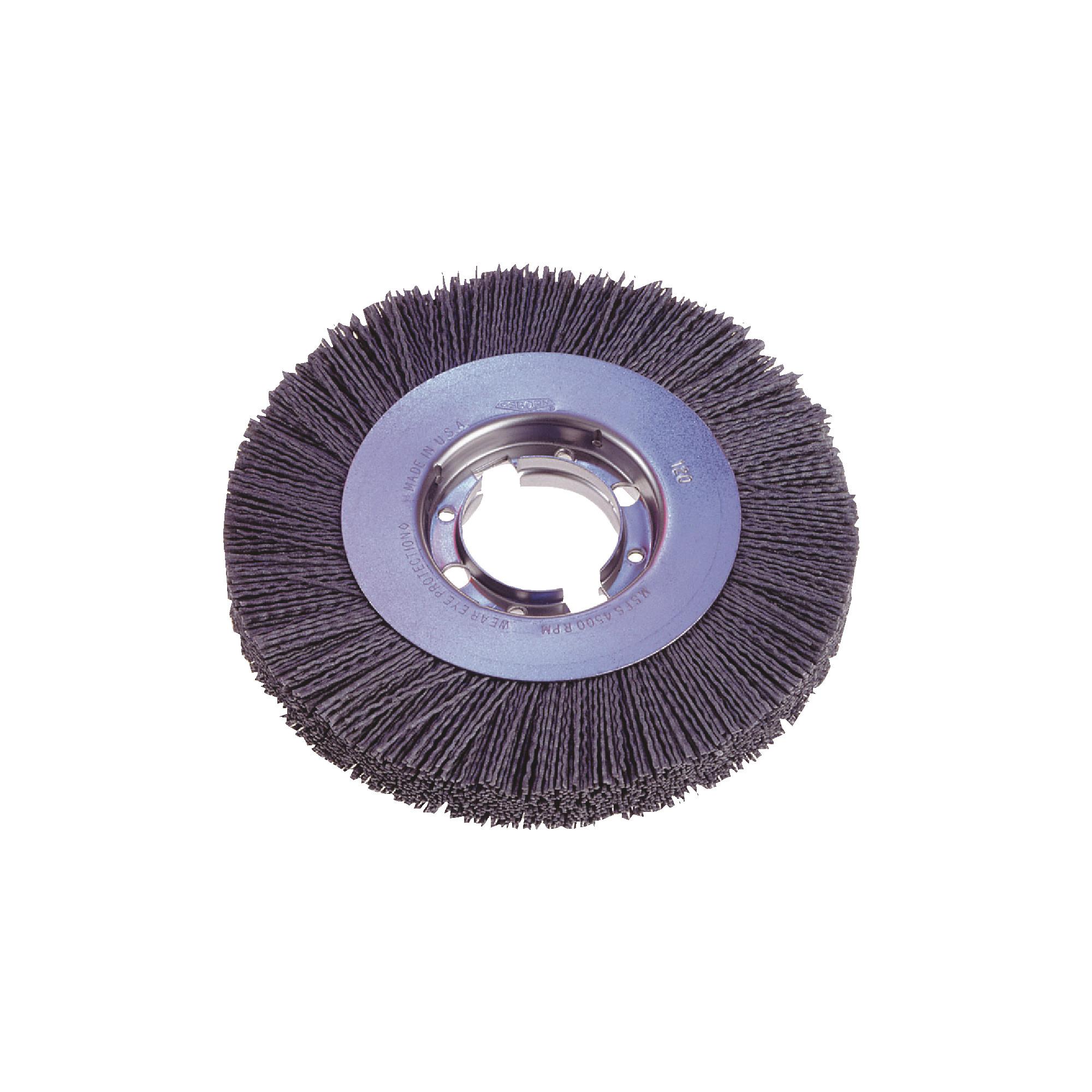 ATB Wide Face Brush Wheel