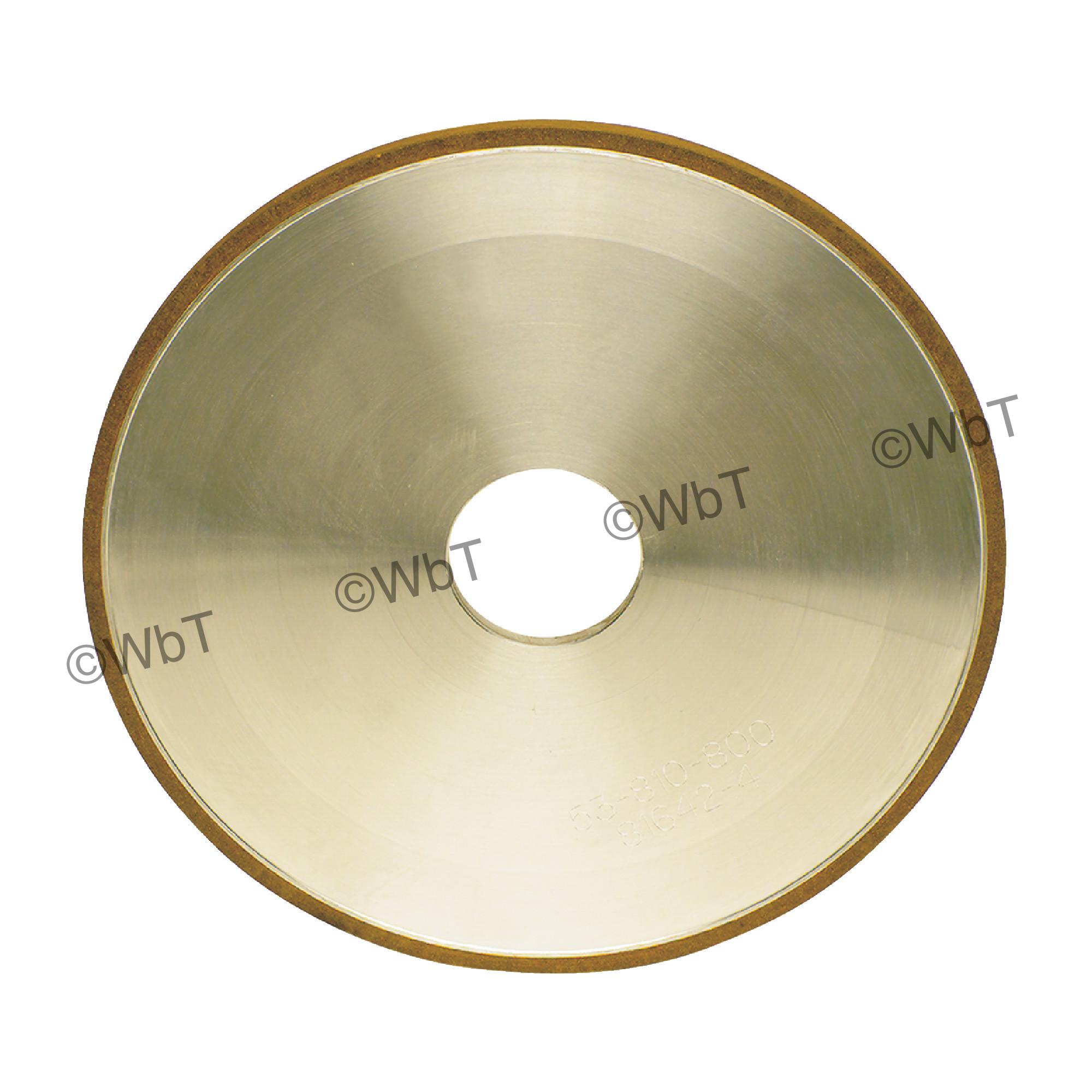 Straight Style Diamond Wheel