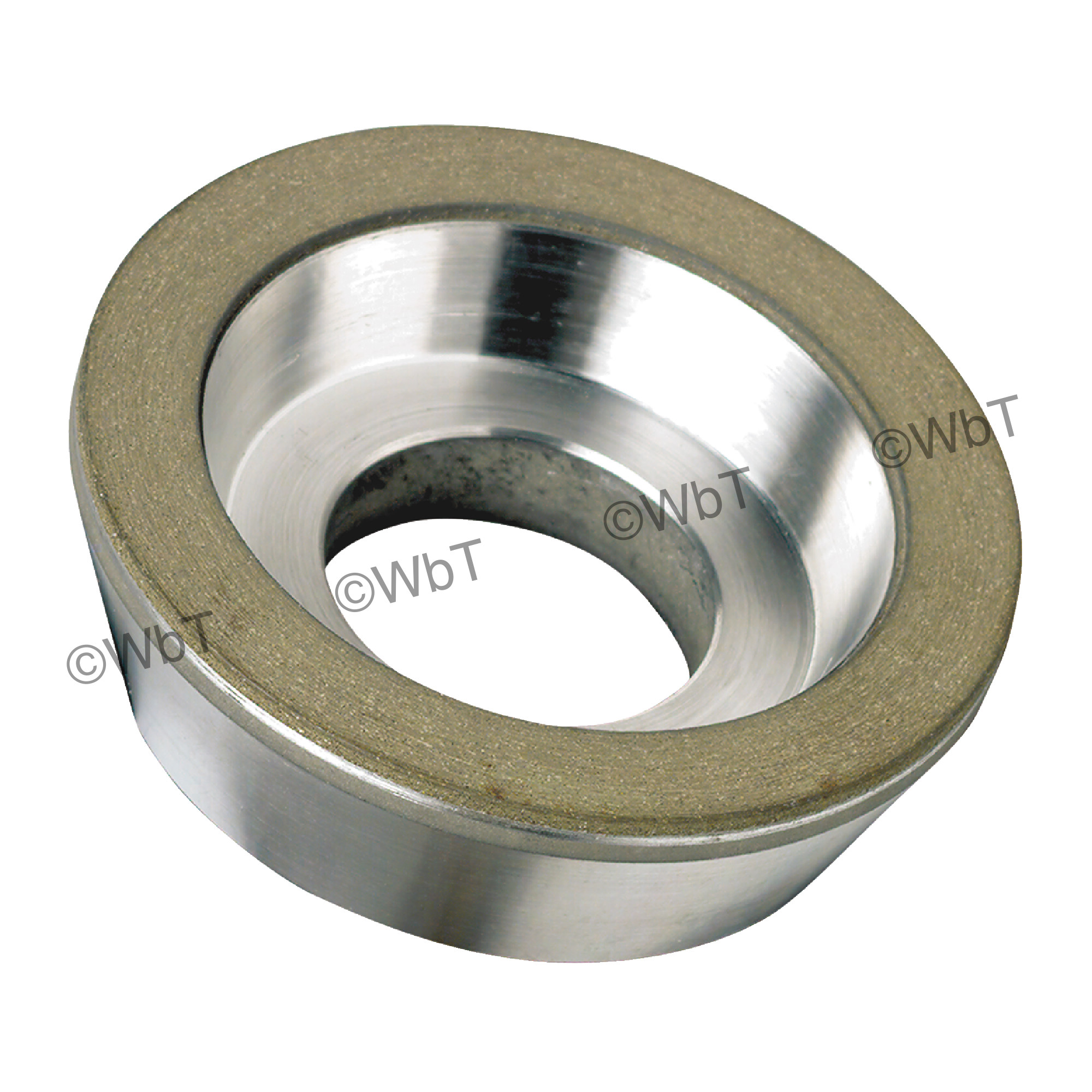 Type D11A2 - Flaring Cup Style Diamond Wheel