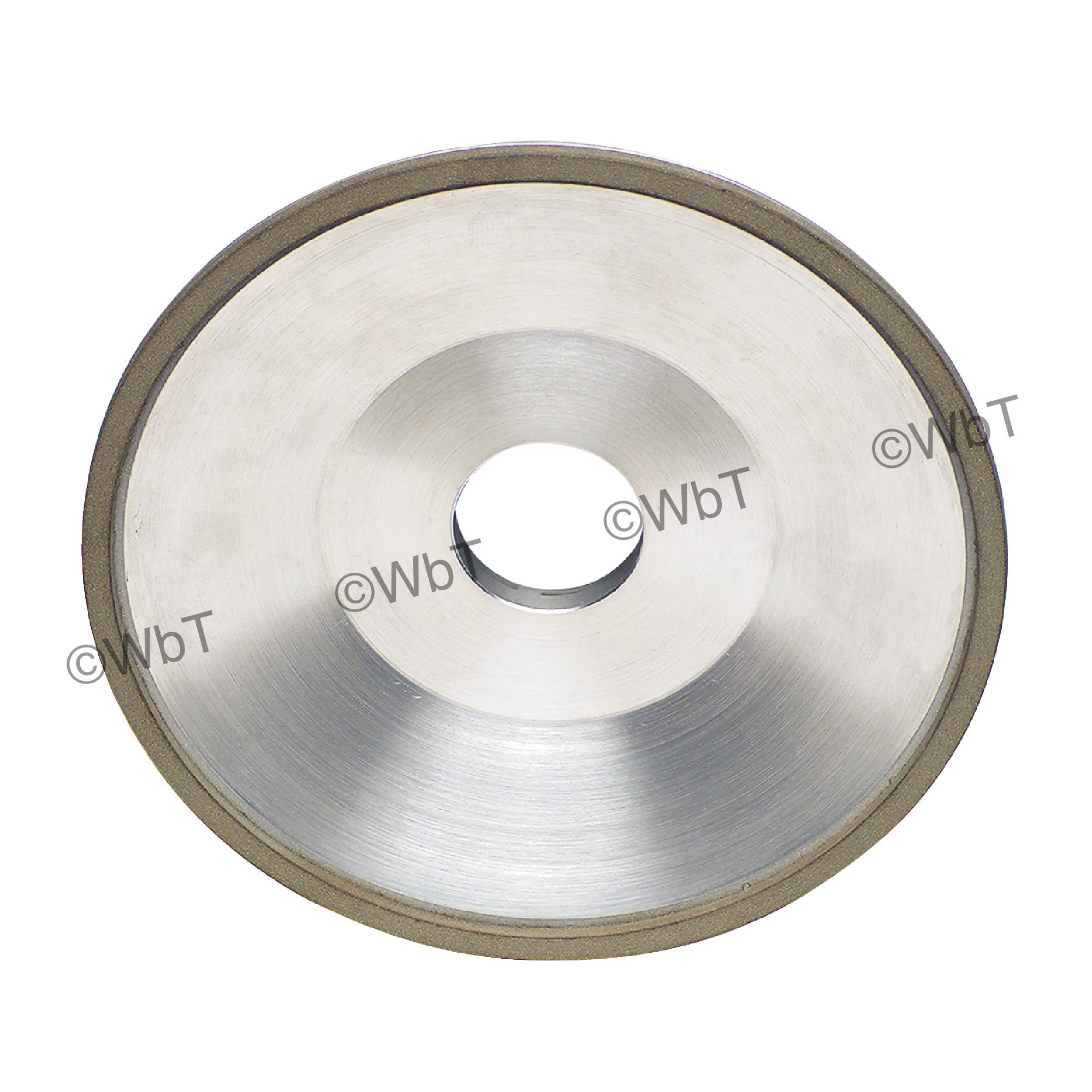 Dish Style Diamond Wheel
