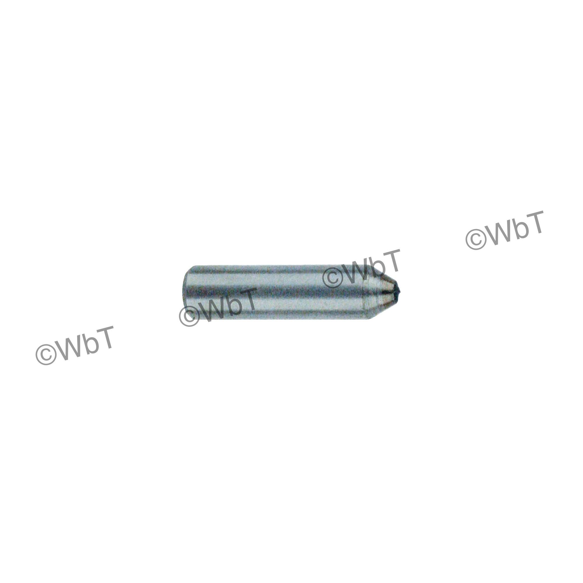 "TTC PRODUCTION Thread Grinding Diamond Tool - 3/8"" x 1-5/8"" Model: JL-3"