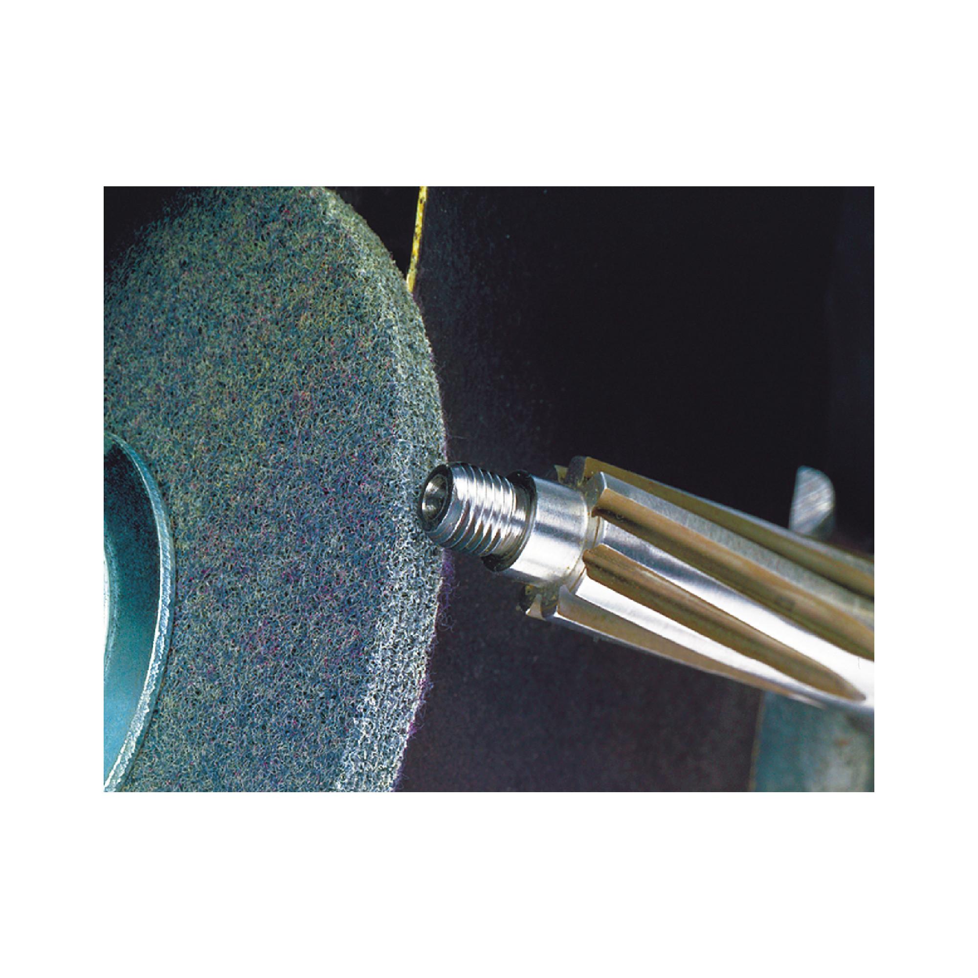 Scotch-Brite™ Cut & Polished Unitized Deburring & Finishing Wheel (CP-UW)