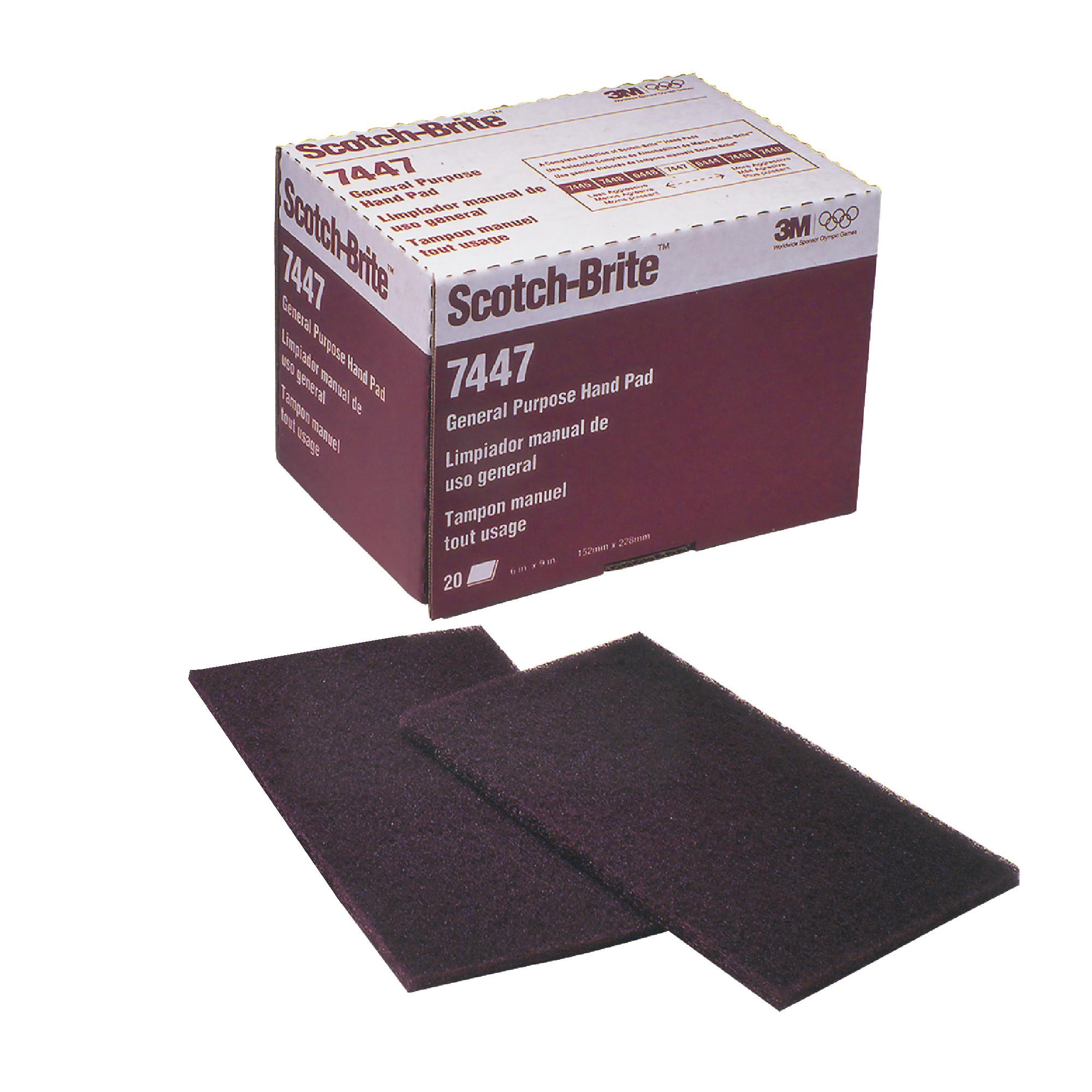 #7447 General Purpose Hand Pads