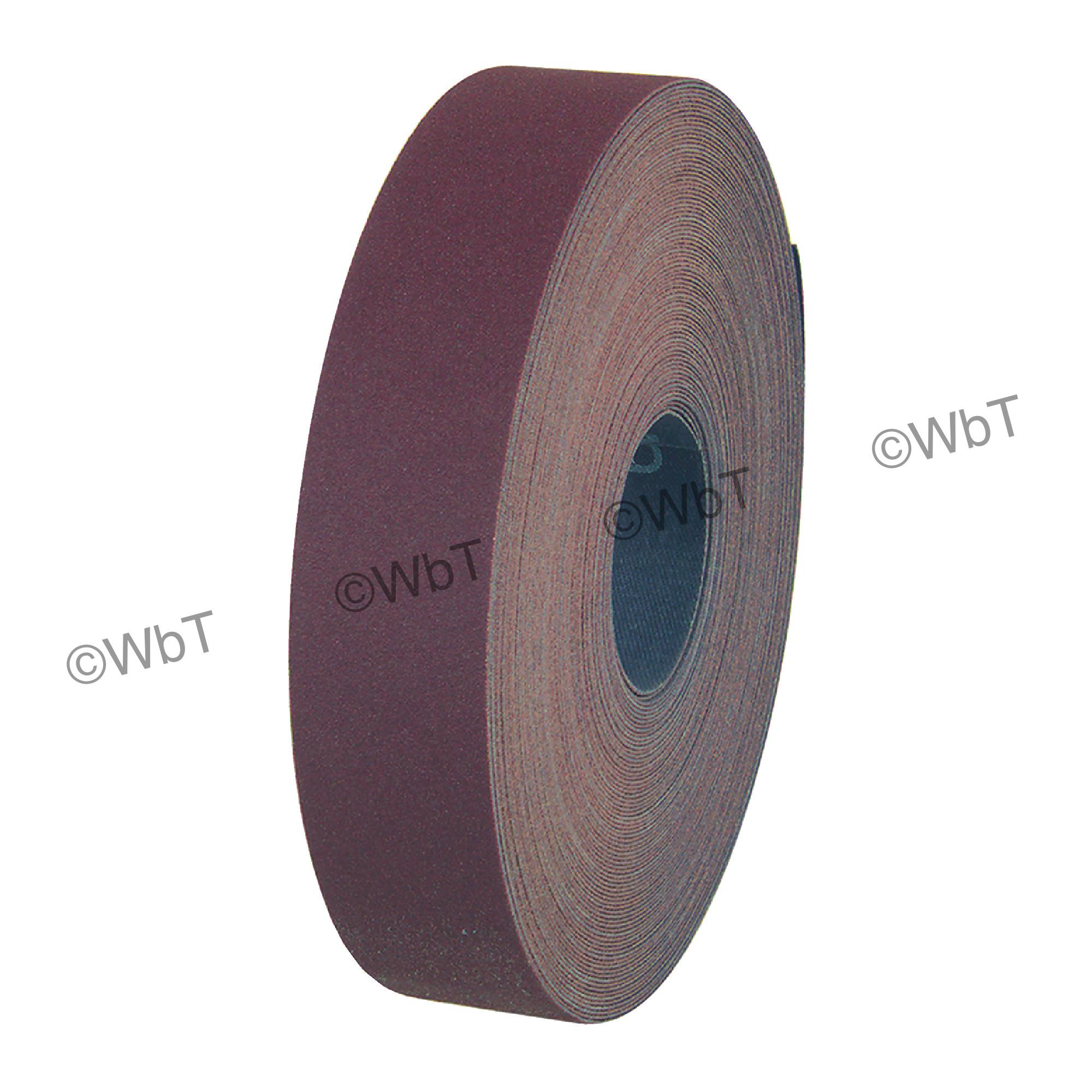 """Aluminum Oxide """"P""""Grade Cloth Roll"""