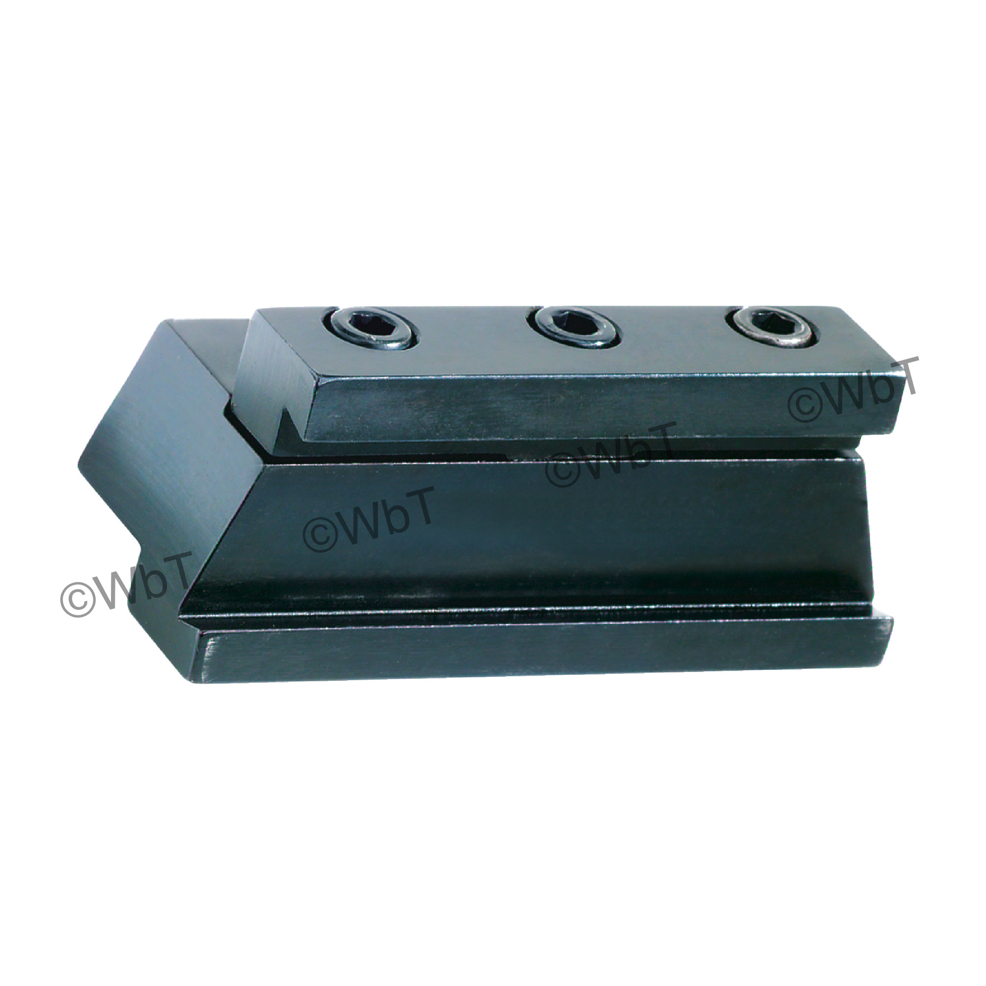"""TTC PRODUCTION - SLTBN 16-5 Blade Block / 5/8"""" X 5/8"""" Shank / For 1.024"""" (26mm) Height Blades"""