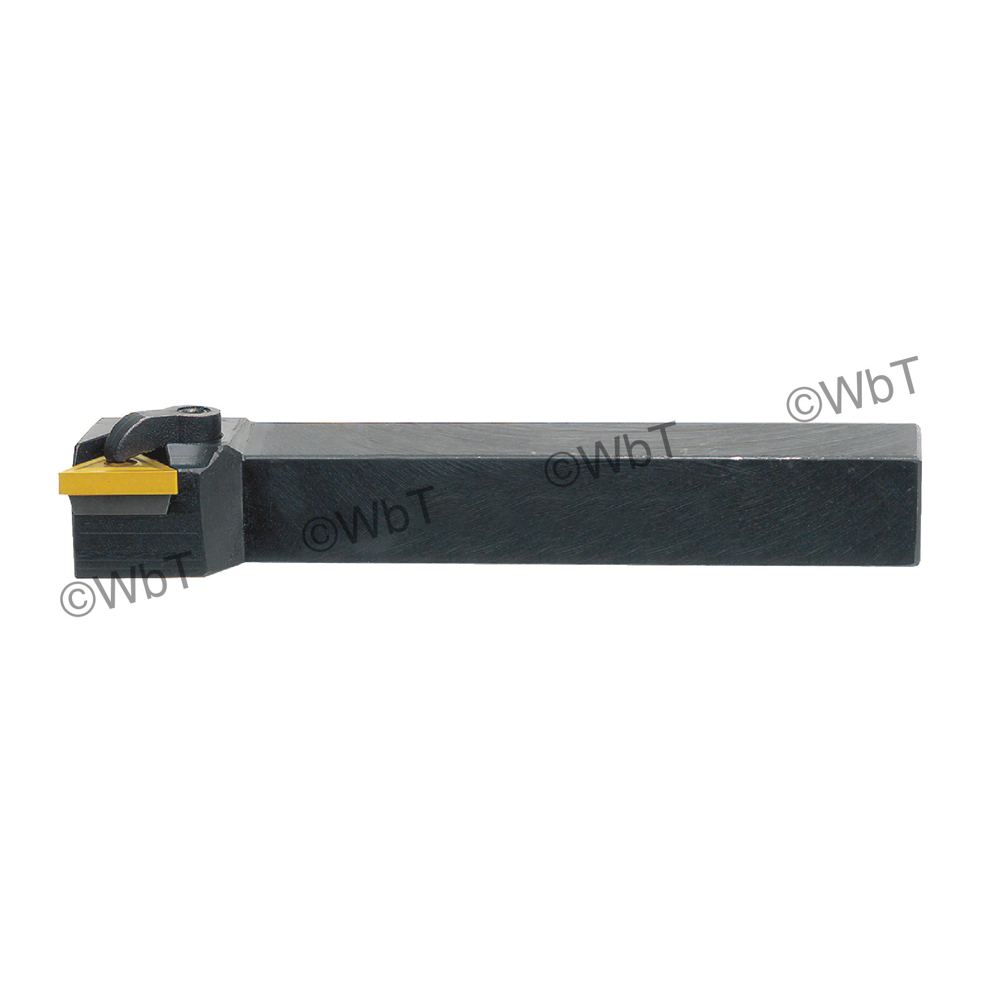 """DORIAN - CTGPR10-3B / 0.675"""" Tool Holder for TPG32_  Inserts / Right Hand"""