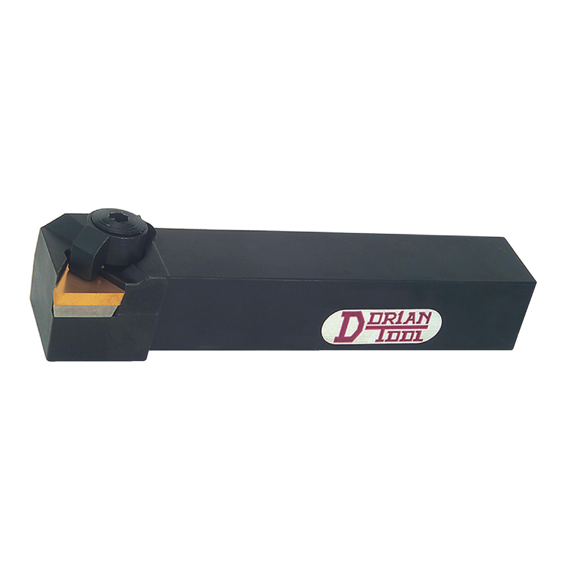 """DORIAN - CTGPR12-3B / 0.750"""" Tool Holder for TPG32_  Inserts / Right Hand"""