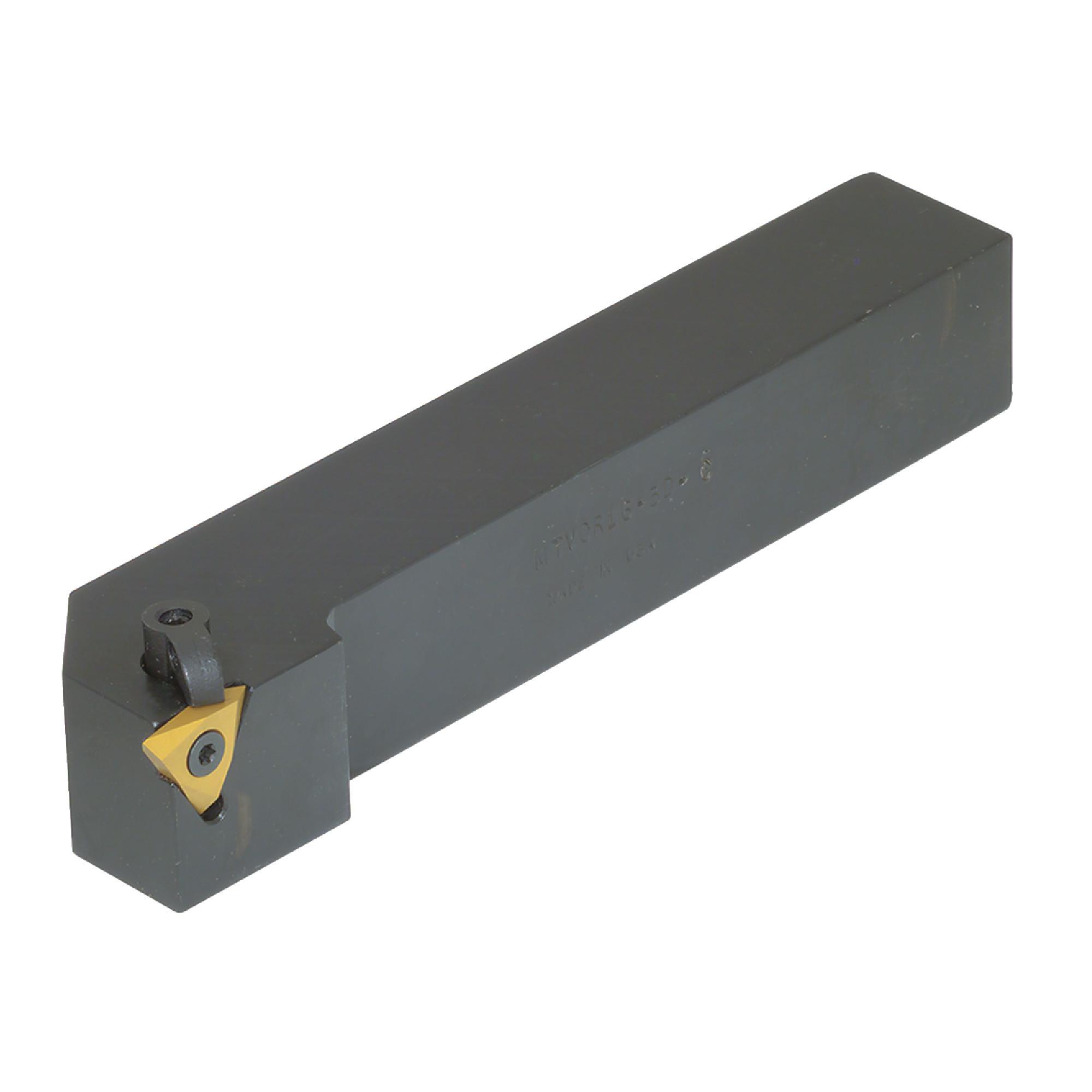 """DORIAN - MTVOR10-3B-C / 0.625"""" Shank External Holder / TNMA32 Insert / Right Hand"""